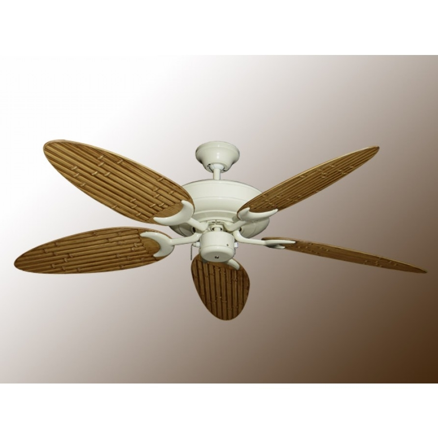 Well Known Bamboo Raindance, Outdoor Ceiling Fan Regarding Ikea Outdoor Ceiling Fans (View 1 of 20)