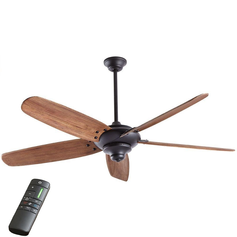 Well Known Outdoor Ceiling Fans Under $75 Within Home Decorators Collection Altura Dc 68 In (View 18 of 20)