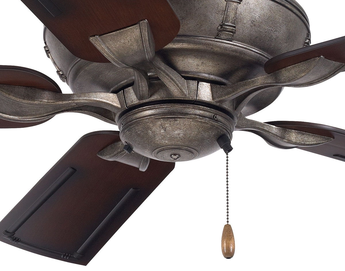 Featured Photo of Vintage Outdoor Ceiling Fans