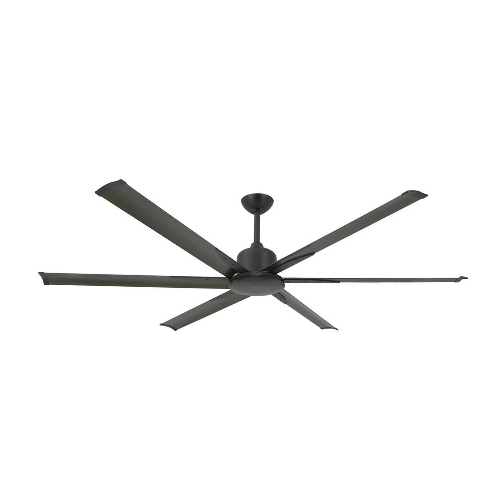Well Liked 72 Inch Outdoor Ceiling Fans With Light Pertaining To Troposair – Ceiling Fans – Lighting – The Home Depot (View 19 of 20)