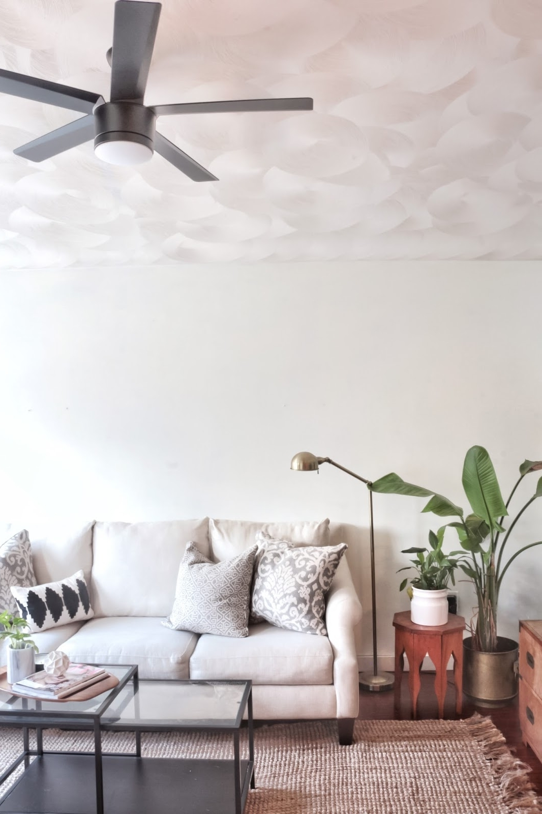 Widely Used 10 Sleek And Stylish Lighted Ceiling Fans Under $200 (And Our New In Outdoor Ceiling Fans Under $ (View 20 of 20)