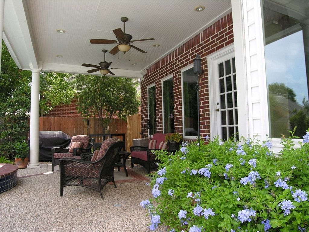 Widely Used Ceiling: Astounding Outdoor Ceiling Fan With Remote Outdoor Fans For Outdoor Ceiling Fans For Patios (View 19 of 20)