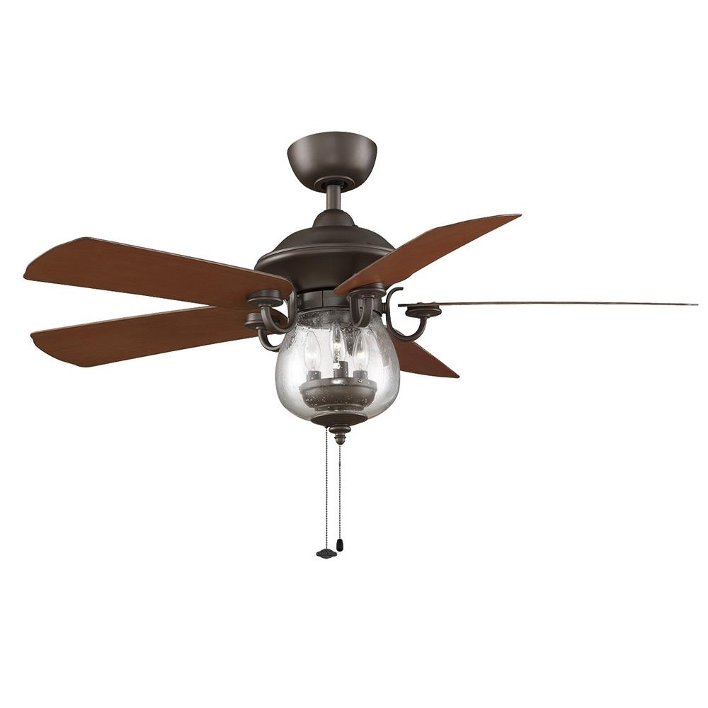 Widely Used Outdoor Ceiling Fans With Led Globe Intended For Indoor Ceiling Fans – Goinglighting (View 14 of 20)