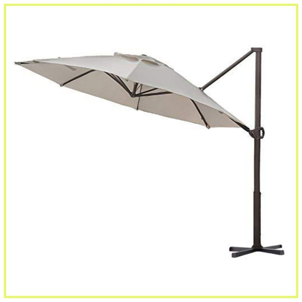 10 Best Cantilever Umbrellas In 2019: A Complete Guide And Reviews Throughout Widely Used Mald Square Cantilever Umbrellas (View 7 of 20)