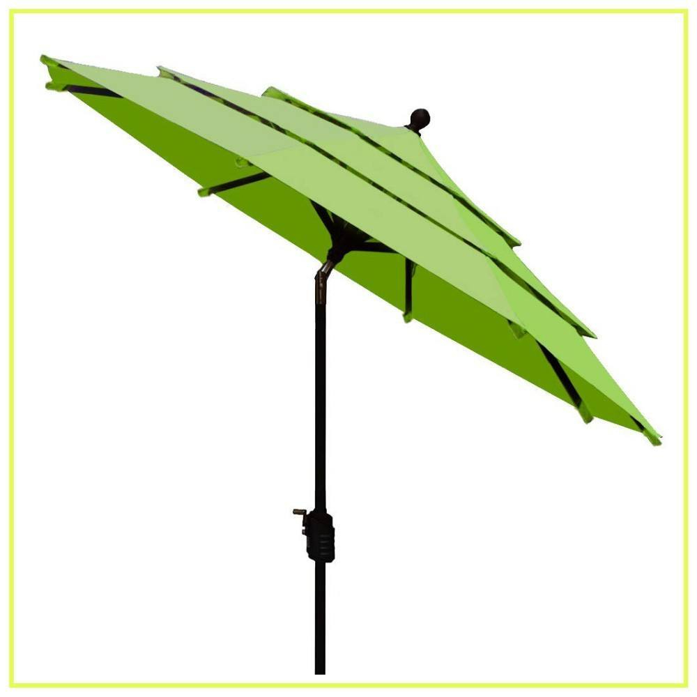 10 Best Cantilever Umbrellas In 2019: A Complete Guide And Reviews With Regard To Most Popular Caravelle Market Sunbrella Umbrellas (View 1 of 20)