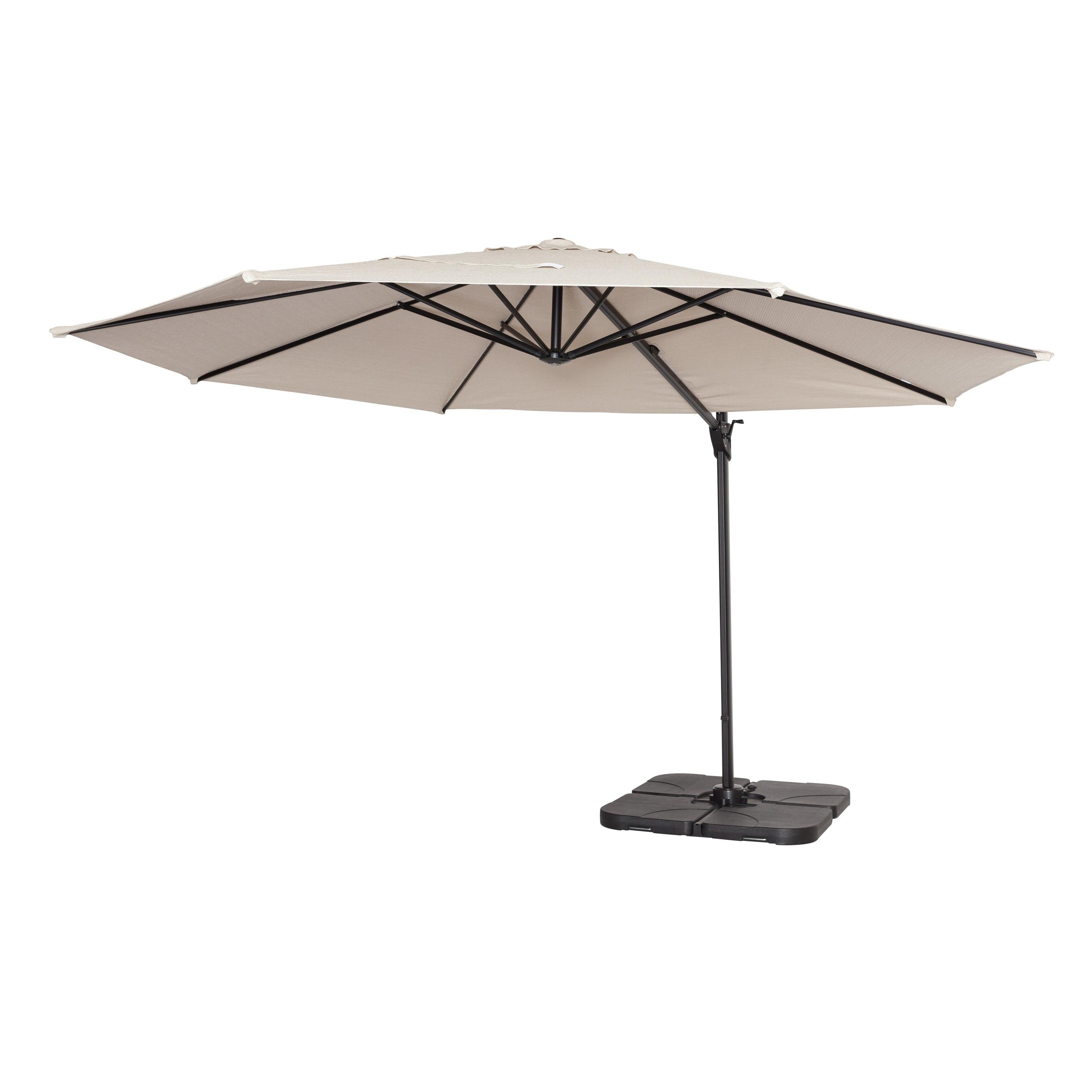 12 Cantilever Umbrella – Caldwellcountytxoem Throughout Current Fazeley  Rectangular Cantilever Umbrellas (View 1 of 20)