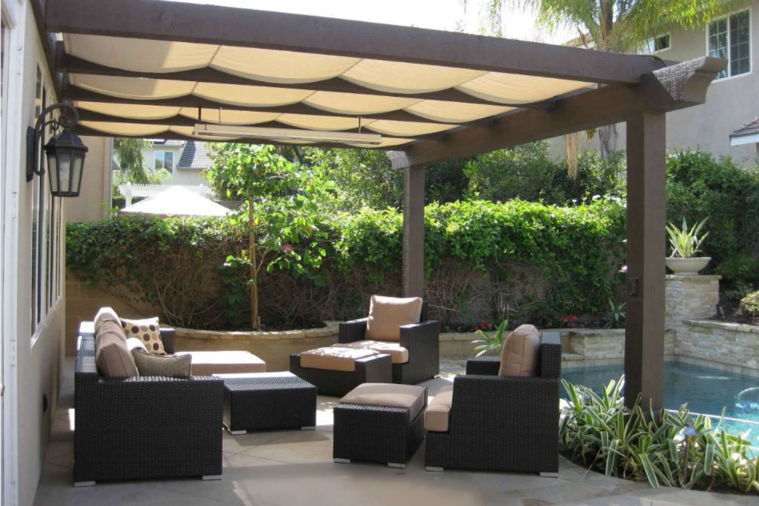 15 Shade Ideas For Your Outdoor Space Within Favorite Annabelle Market Umbrellas (View 1 of 20)
