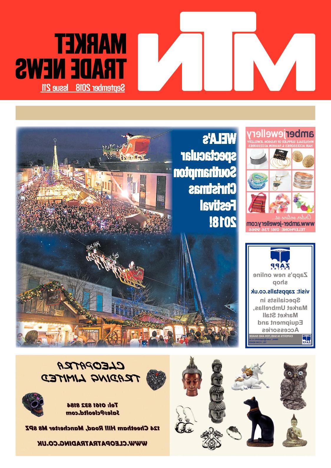 2019 Cannock Market Umbrellas With Regard To Calaméo – September 2018 – Issue  (View 3 of 20)