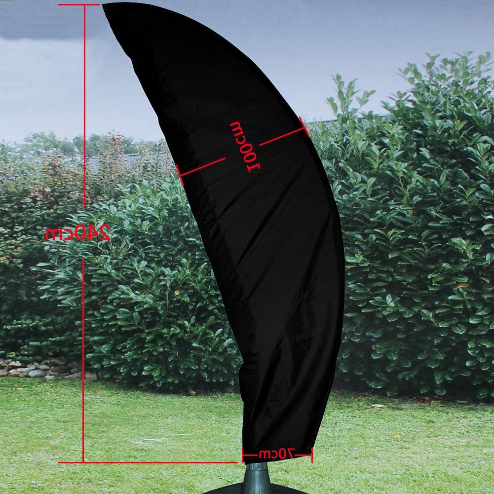 2019 Imogen Hanging Offset Cantilever Umbrellas For About2Shop Waterproof Patio Umbrella Cover Outdoor Allweather (View 17 of 20)