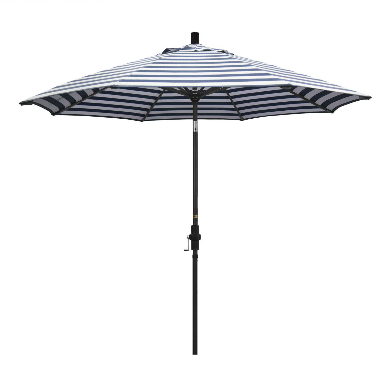 2019 Lagasse Market Umbrellas In California Umbrella Golden State Series 9 Ft Octagonal Aluminum (Gallery 11 of 20)