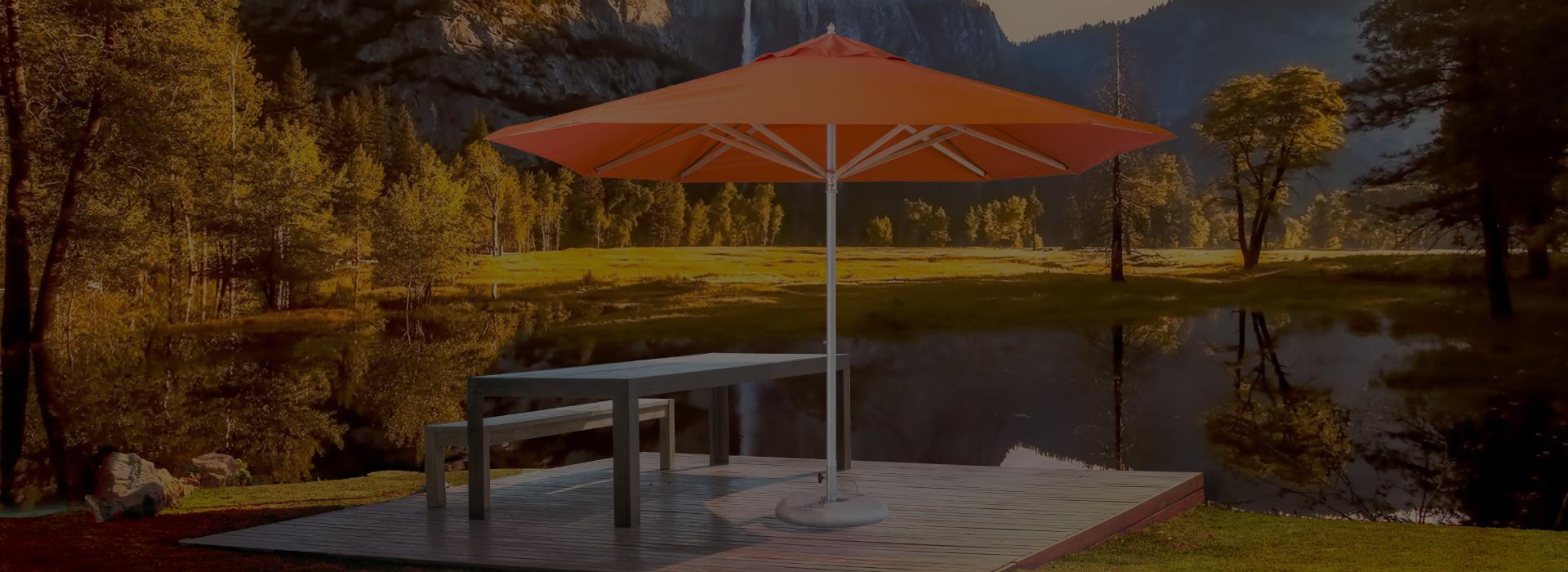 2019 Mald Square Cantilever Umbrellas Throughout Cape Umbrellas – Cape Umbrellas (Gallery 18 of 20)