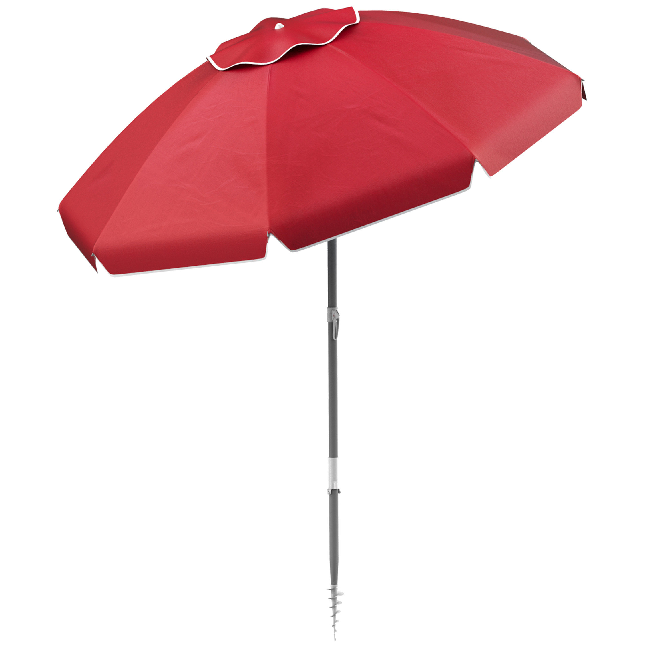 2019 Stanhope Tilting Beach Umbrella Intended For Hyperion Beach Umbrellas (View 15 of 20)