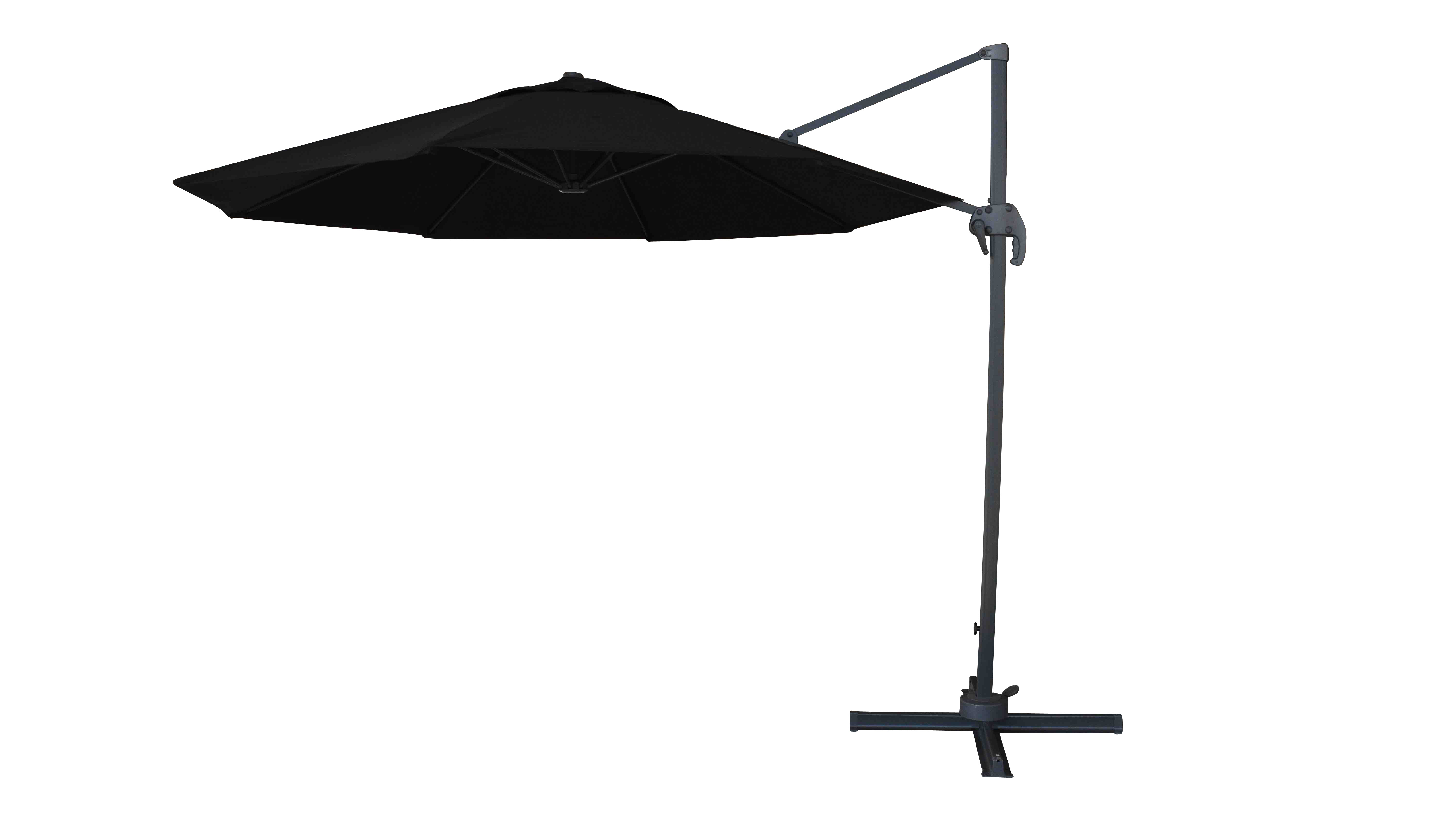 2020 Irven Cantilever Umbrellas Pertaining To Fareham 10' Cantilever Umbrella (View 3 of 20)