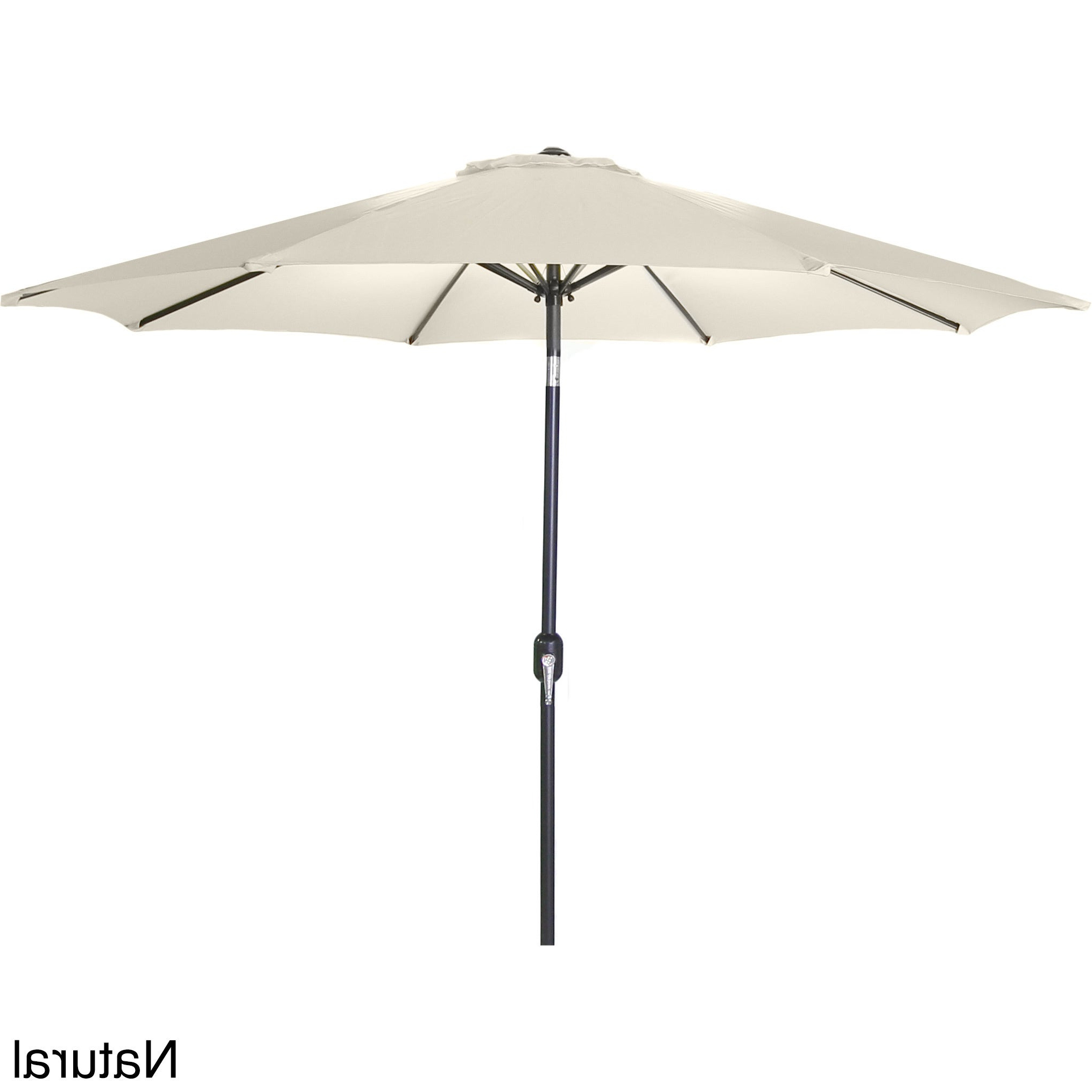 2020 Jordan Manufacturing 9 Foot Steel Market Umbrella Intended For New Haven Market Umbrellas (View 1 of 20)