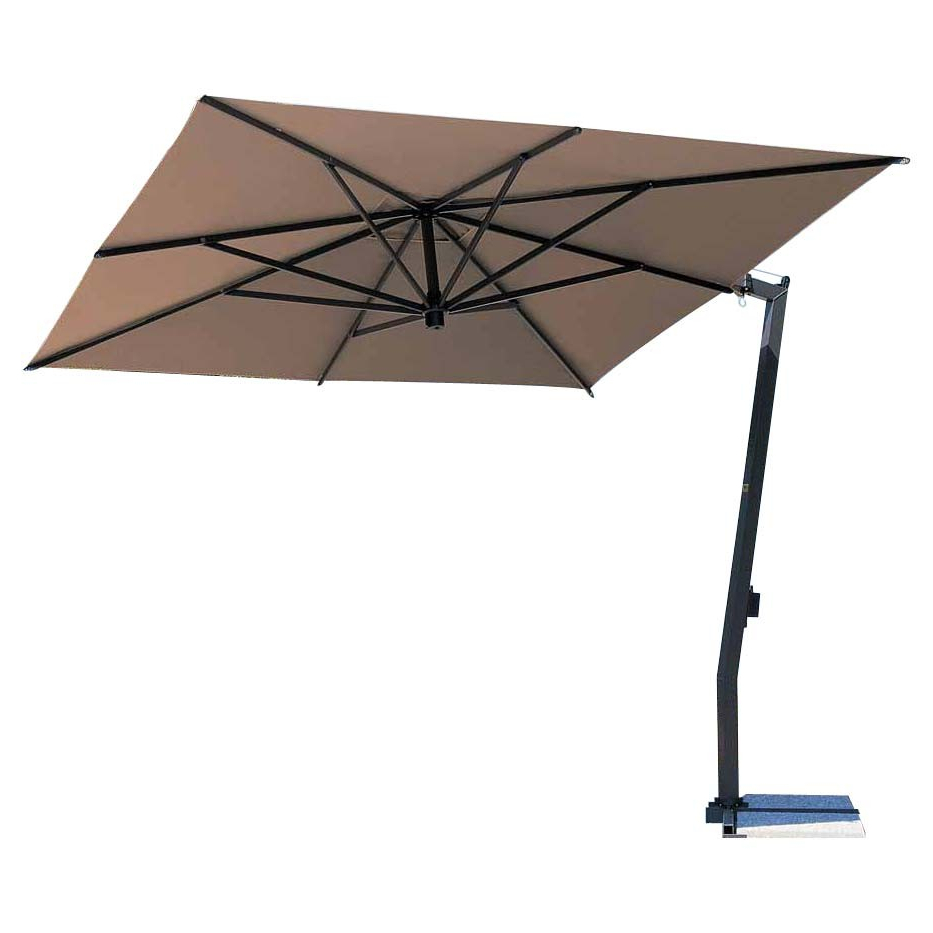 2020 Luxury Rectangular Patio Umbrella Sunbrella Bd On Creative Home Throughout Wiechmann Market Sunbrella Umbrellas (View 1 of 20)