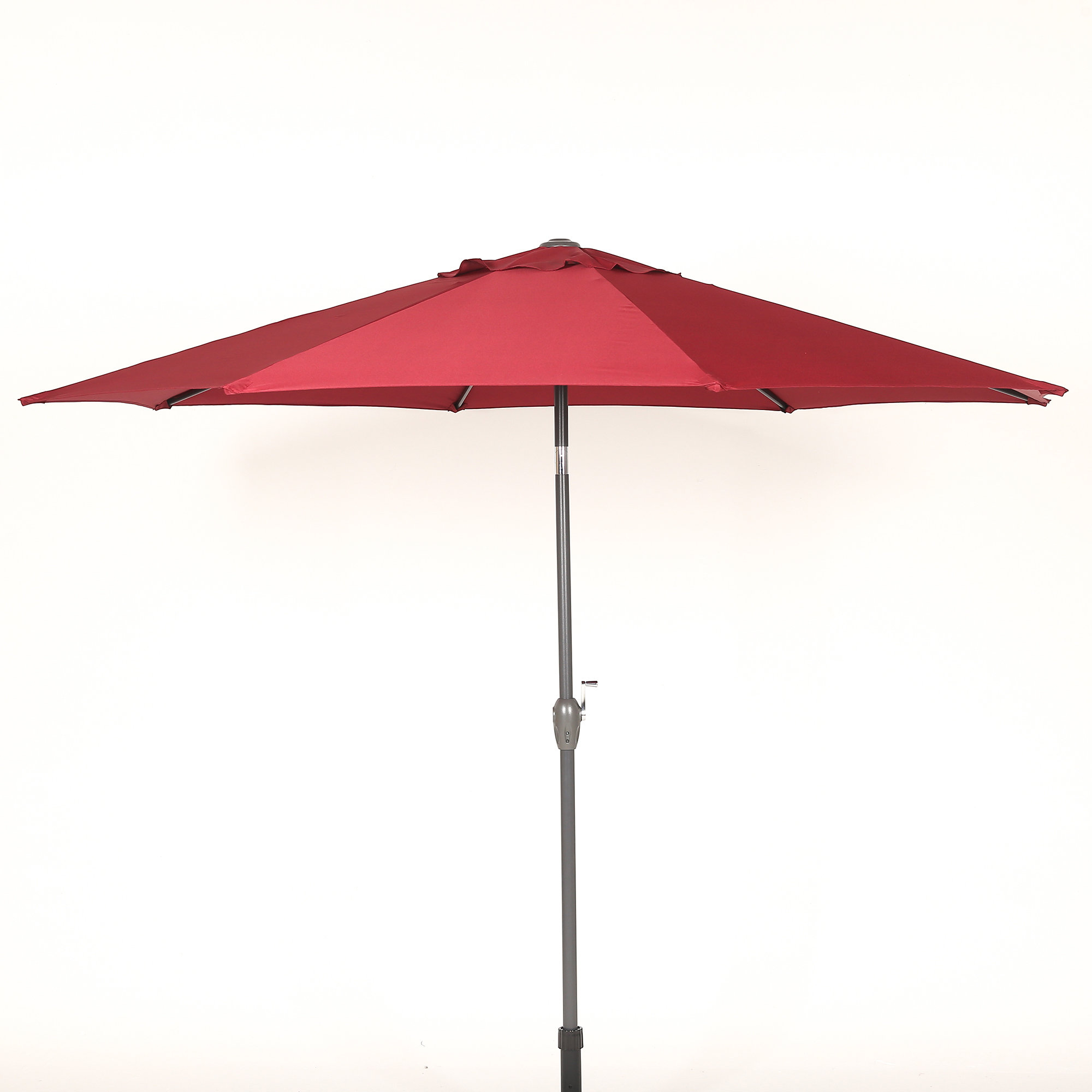 2020 Markley Market Beach Umbrellas Regarding Hatten 10' Market Umbrella (Gallery 10 of 20)