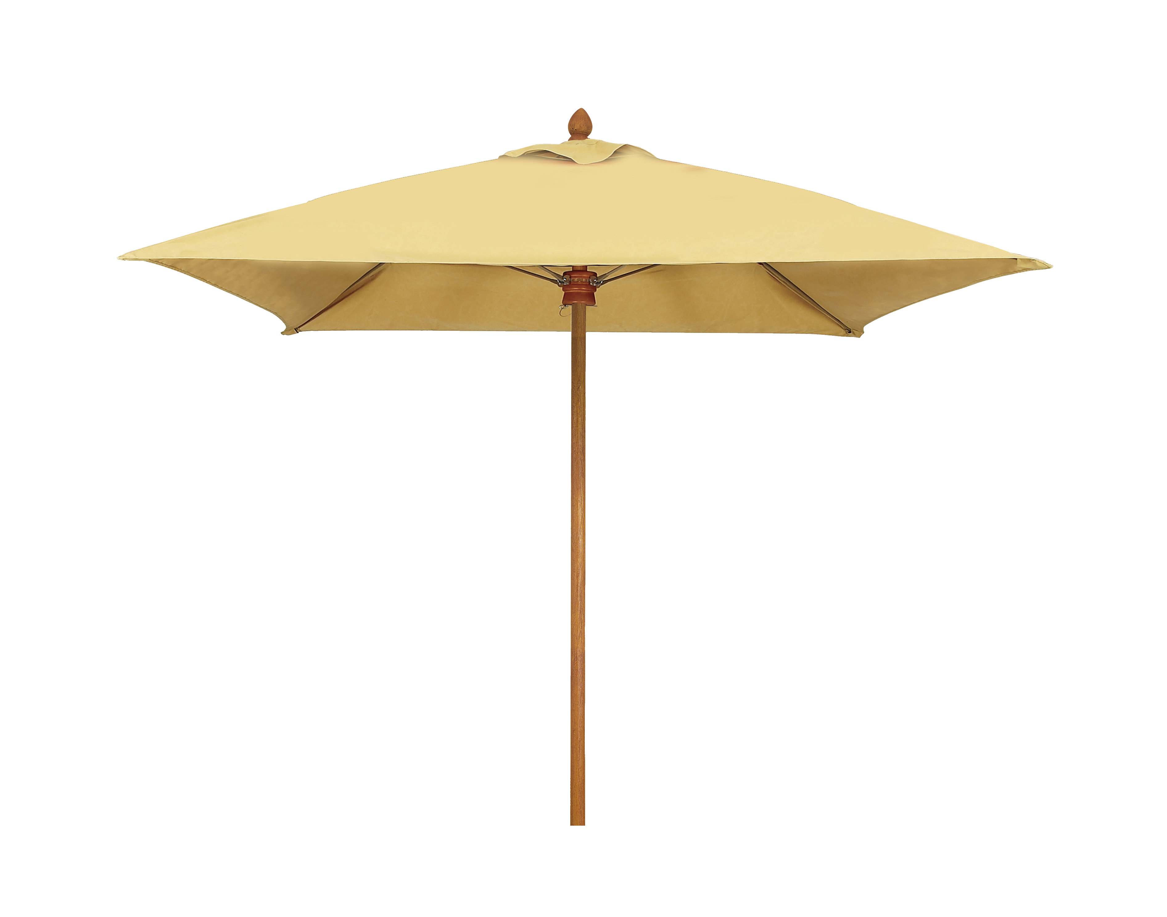 2020 Prestige 6' Square Market Umbrella Throughout Priscilla Market Umbrellas (Gallery 9 of 20)