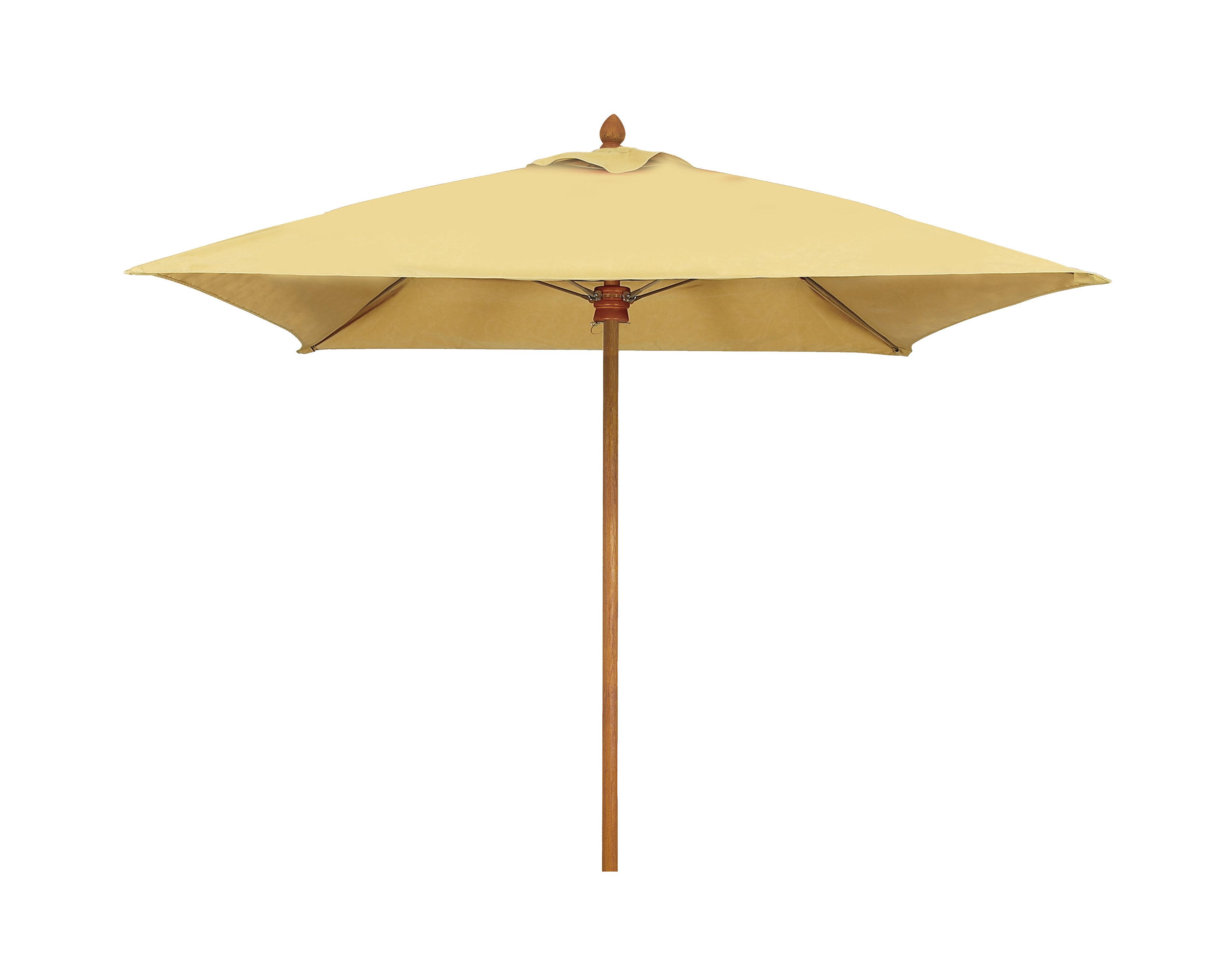 2020 Prestige 6' Square Market Umbrella Throughout Priscilla Market Umbrellas (View 9 of 20)