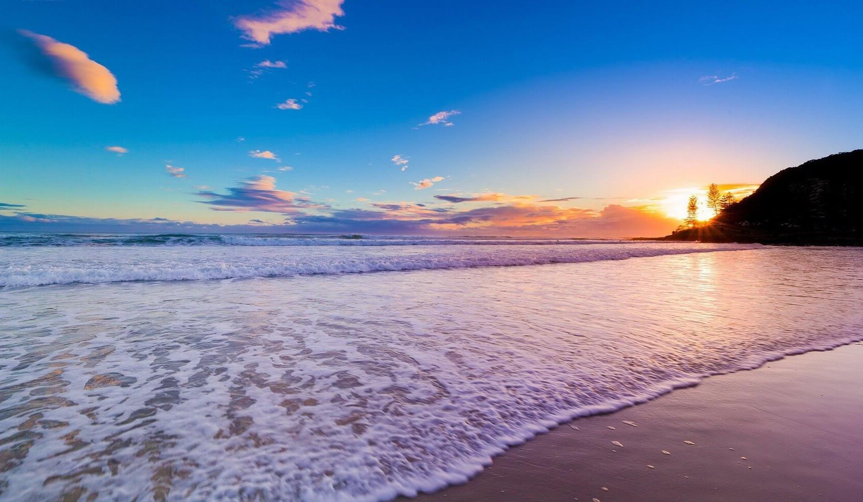 8 Best Beaches In Pondicherry For Every Beach Lover Inside Most Popular Auriville Beach Umbrellas (View 1 of 20)