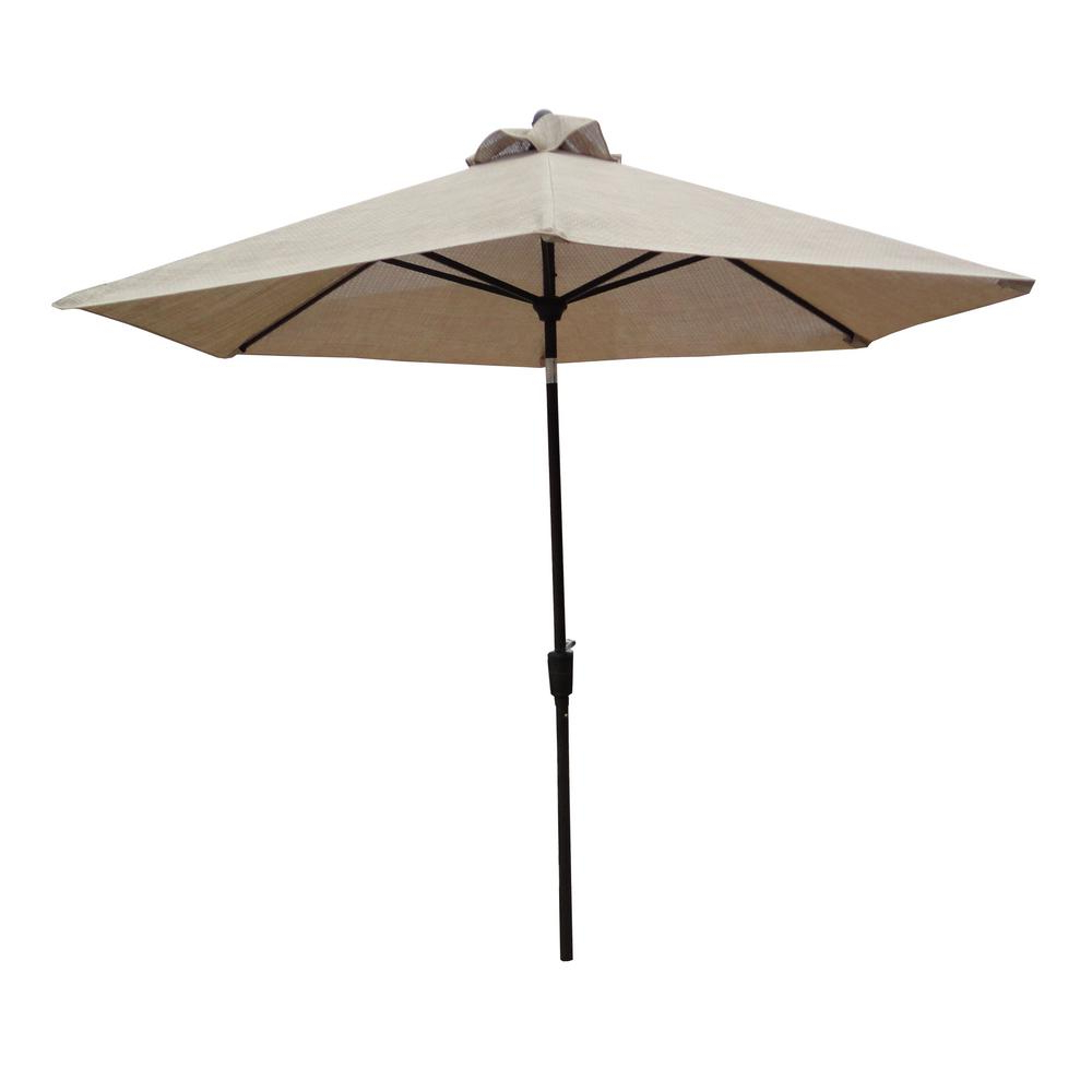 8 Ft Patio Umbrella – Otentikworld – With Current Justis Cantilever Umbrellas (View 17 of 20)