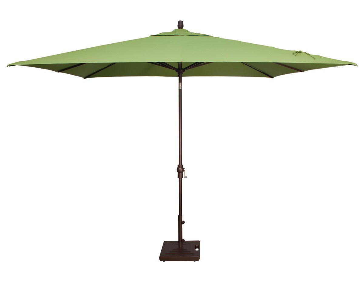 8' X 10' Rectangular Auto Tilt Umbrella Um8810Rt Swv Throughout Newest Fordwich Rectangular Cantilever Umbrellas (View 7 of 20)