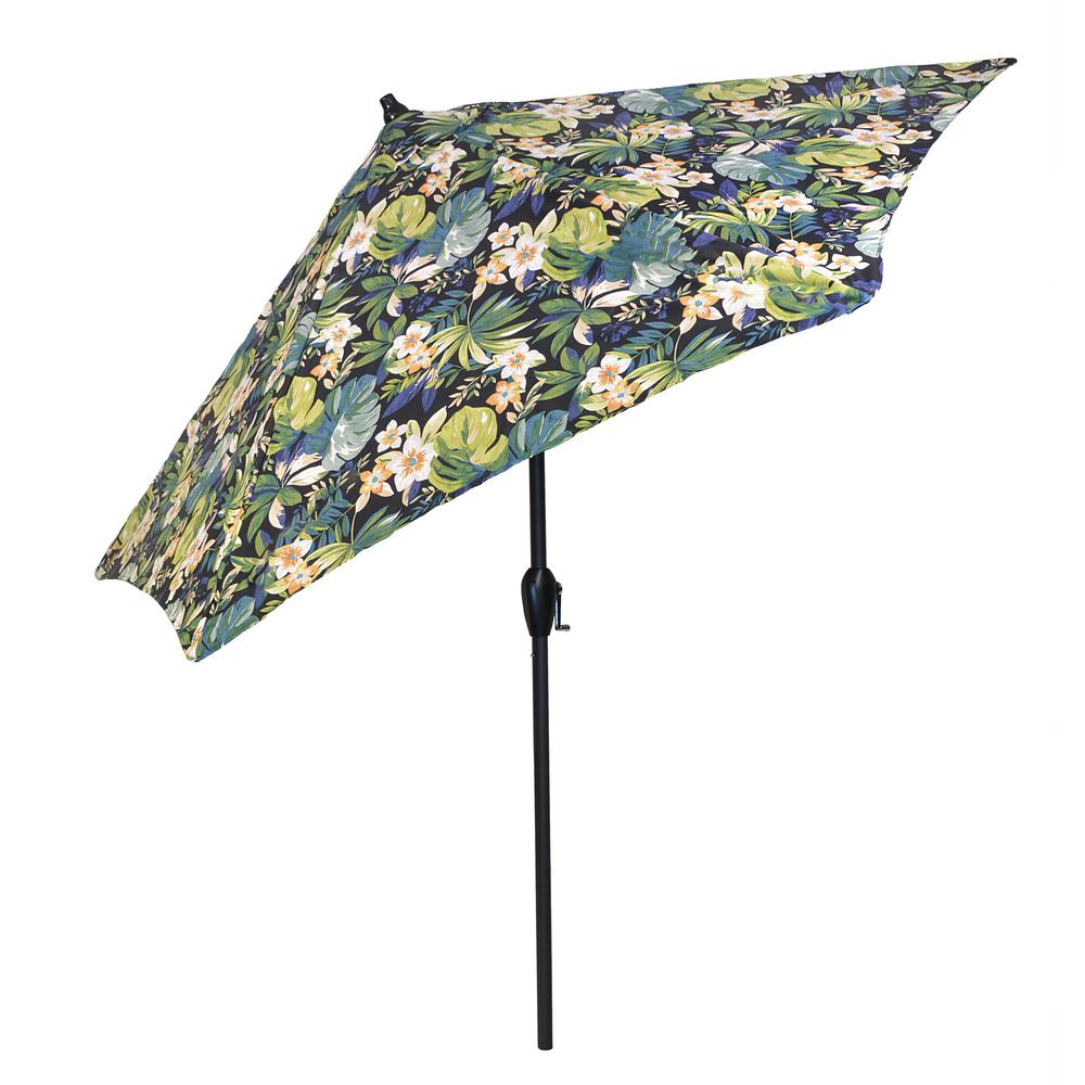 9 Foot Patio Umbrella – Patio Ideas With Most Recently Released Tropical Patio Umbrellas (View 14 of 20)