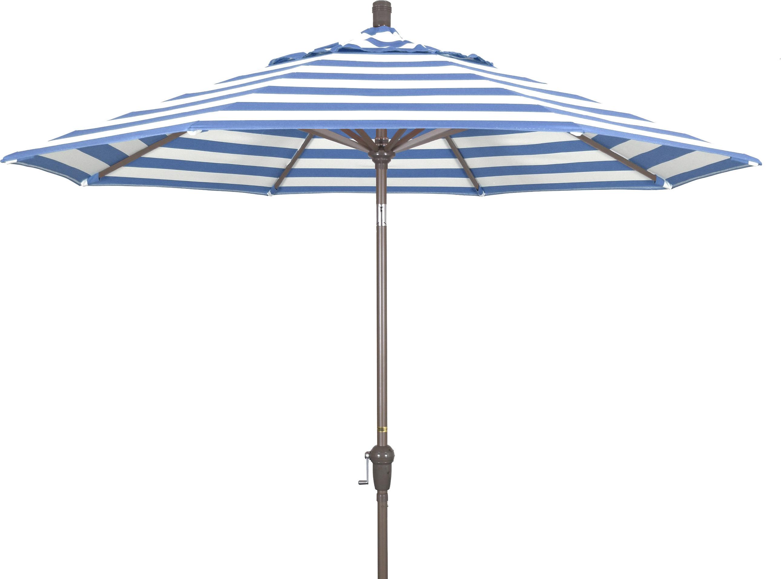 9' Market Sunbrella Umbrella Intended For Well Known Mullaney Market Sunbrella Umbrellas (View 13 of 20)