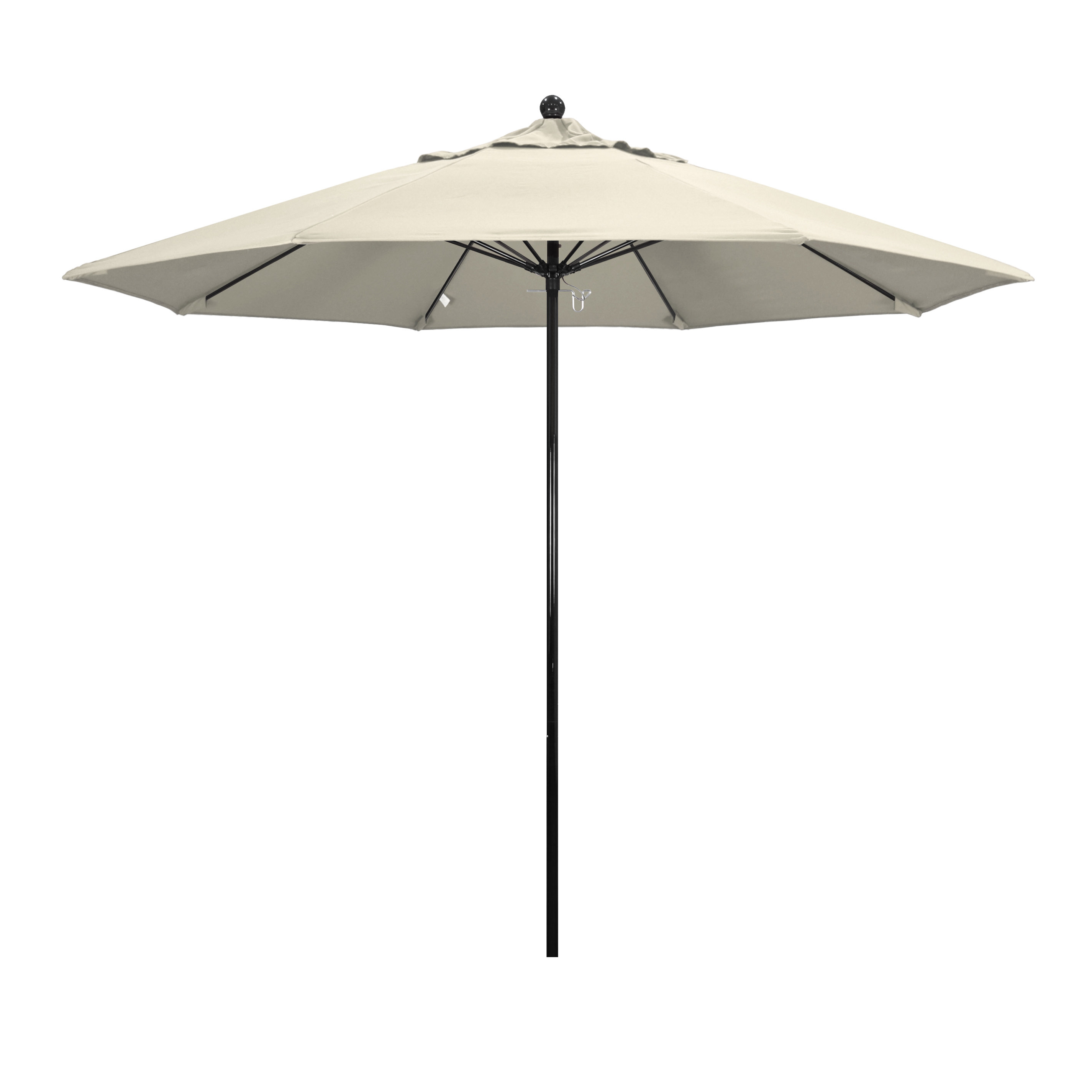 9' Market Umbrella With Trendy Devansh Drape Umbrellas (View 1 of 20)