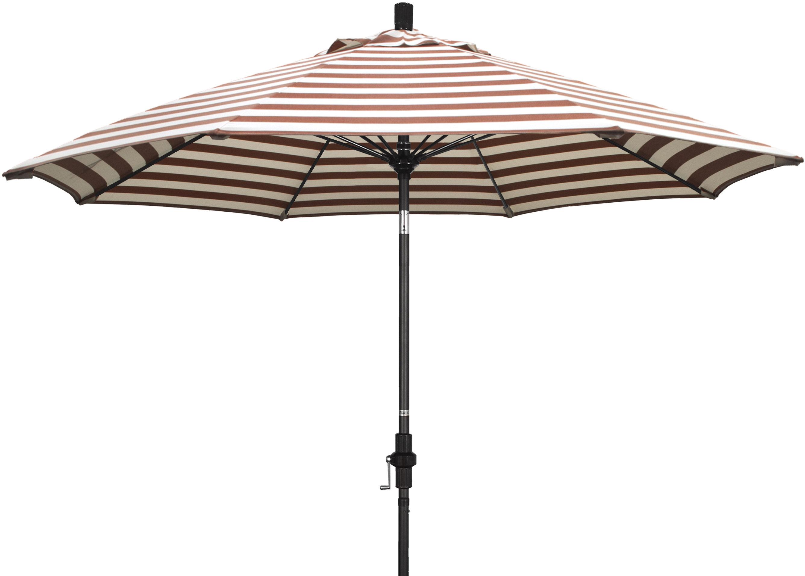 Aldan Market Umbrellas Within Best And Newest 9' Market Umbrella (View 6 of 20)