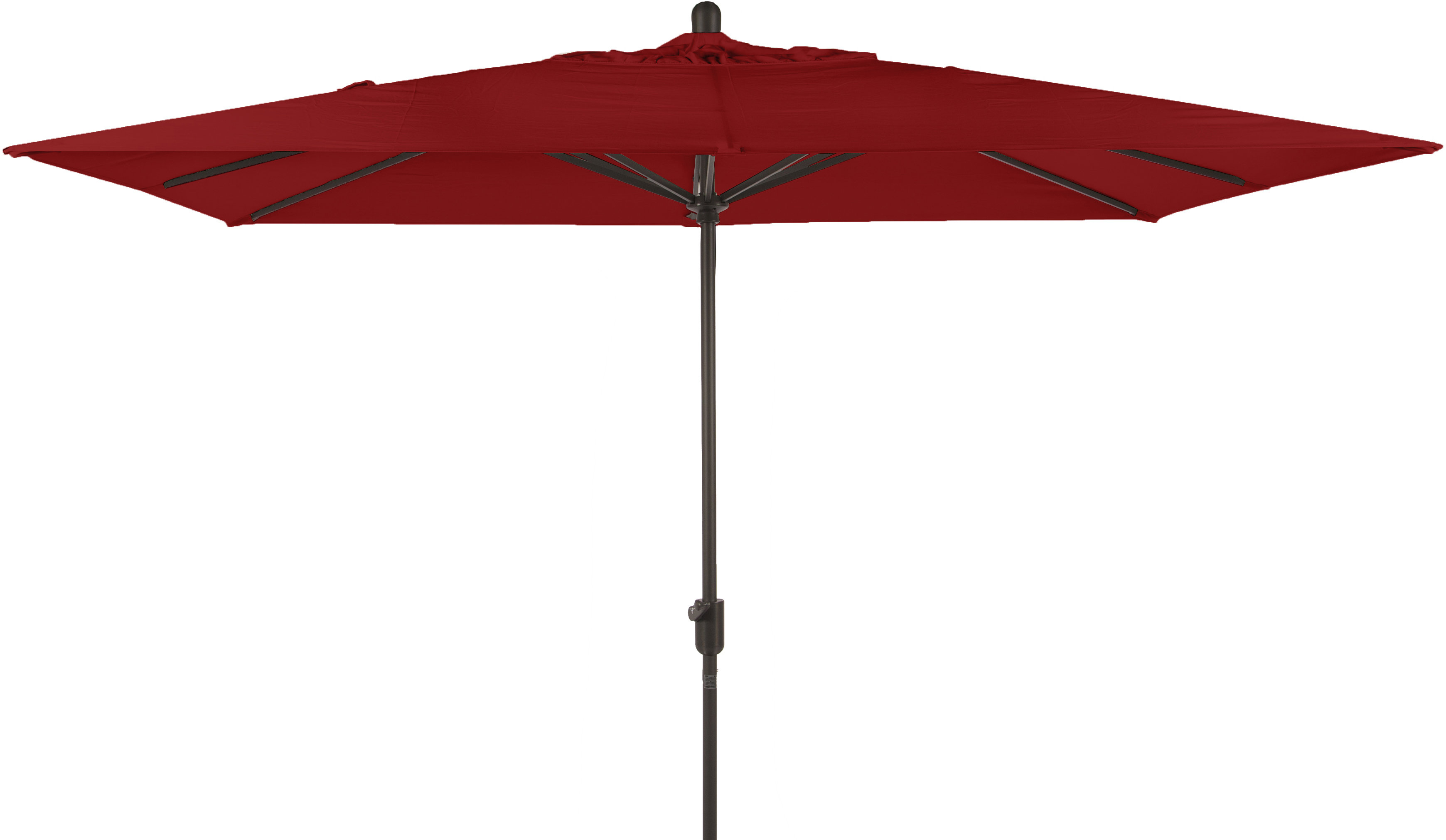Alexander Elastic Rectangular Market Sunbrella Umbrellas Pertaining To Most Recent Alexander 10' X (View 3 of 20)