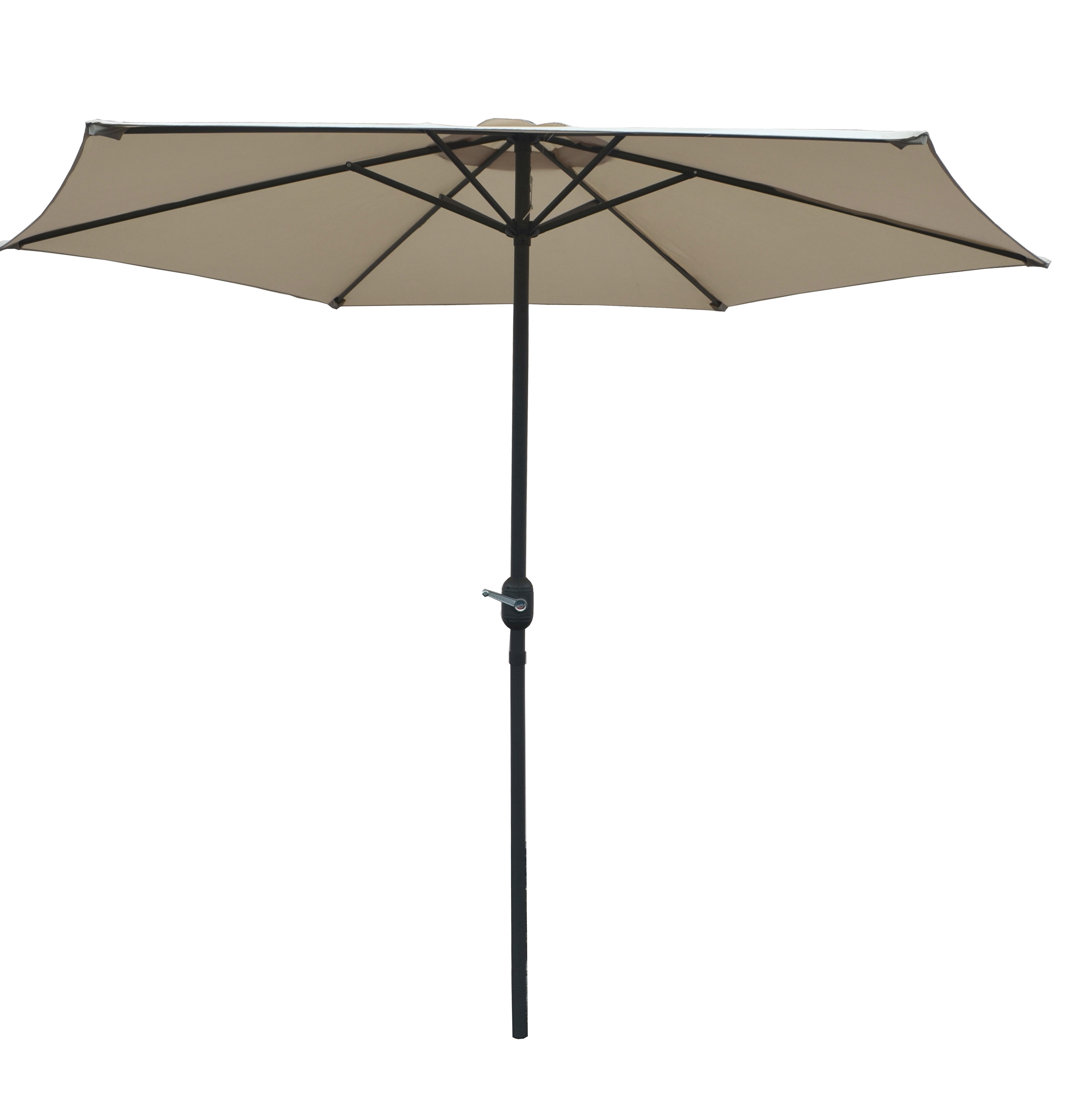 Allport Market Umbrellas Pertaining To Most Current Trudeau 7.8' Market Umbrella (Gallery 17 of 20)