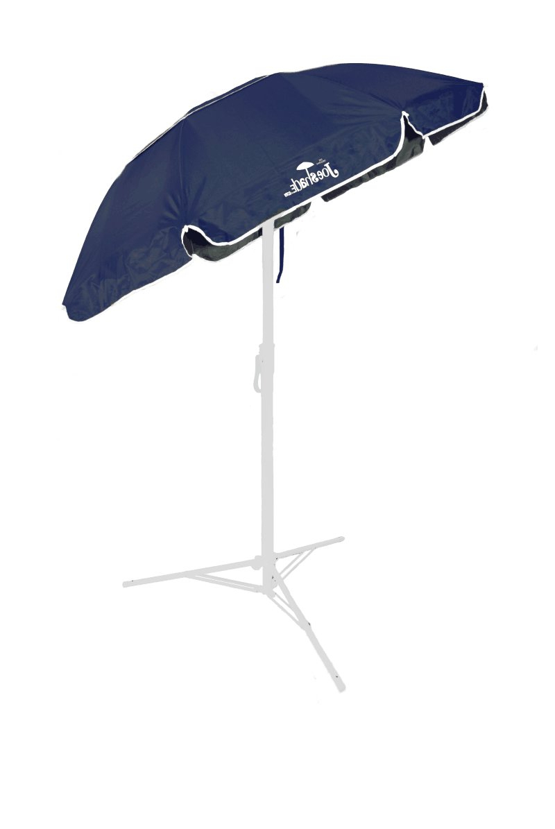 Alyson Joeshade 5' Beach Umbrella Inside Recent Alondra Ultimate Wondershade 5Beach Umbrellas (View 7 of 20)