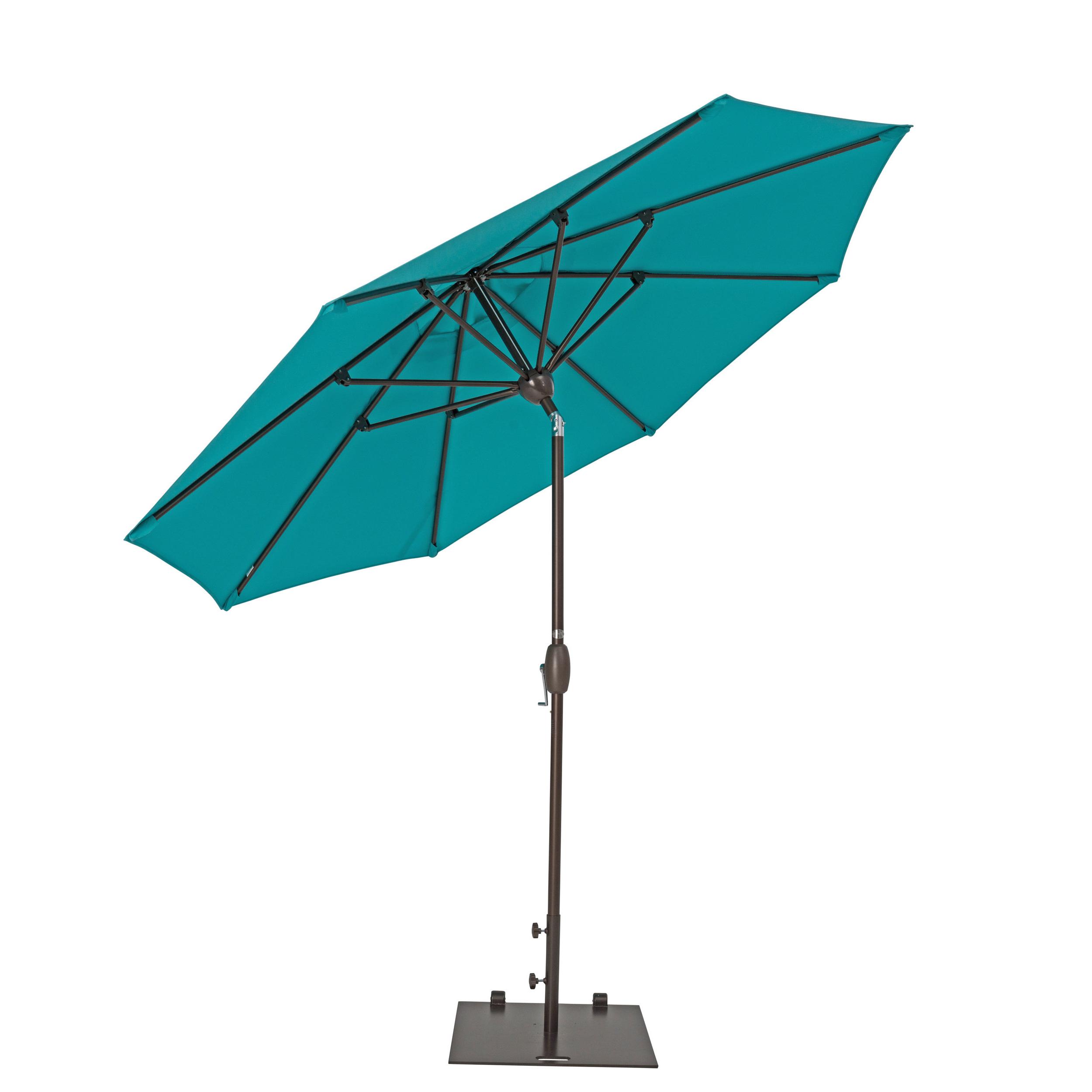 Alyssa Freeport Park Market Umbrellas Intended For Newest Watford 9' Market Umbrella (View 2 of 20)