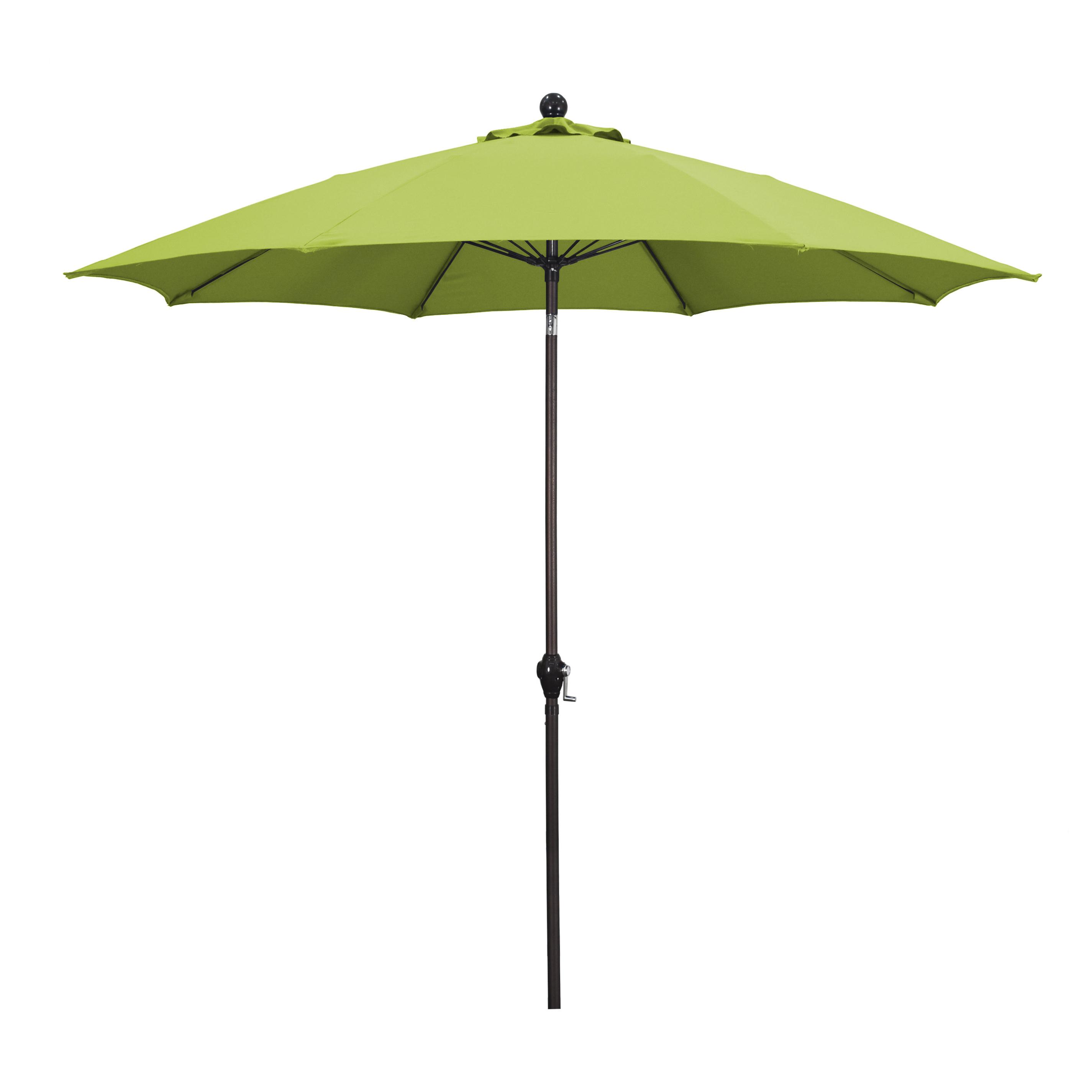 Annika Market Umbrellas Intended For Recent 9' Market Umbrella (Gallery 7 of 20)