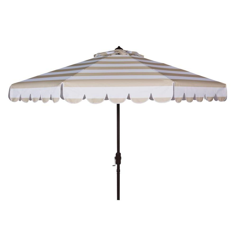 Artrip Market Umbrellas Intended For Best And Newest Greencorner Umbrellas Sq6565Qs2 6 5 Ft Square African Mahogany (View 4 of 20)