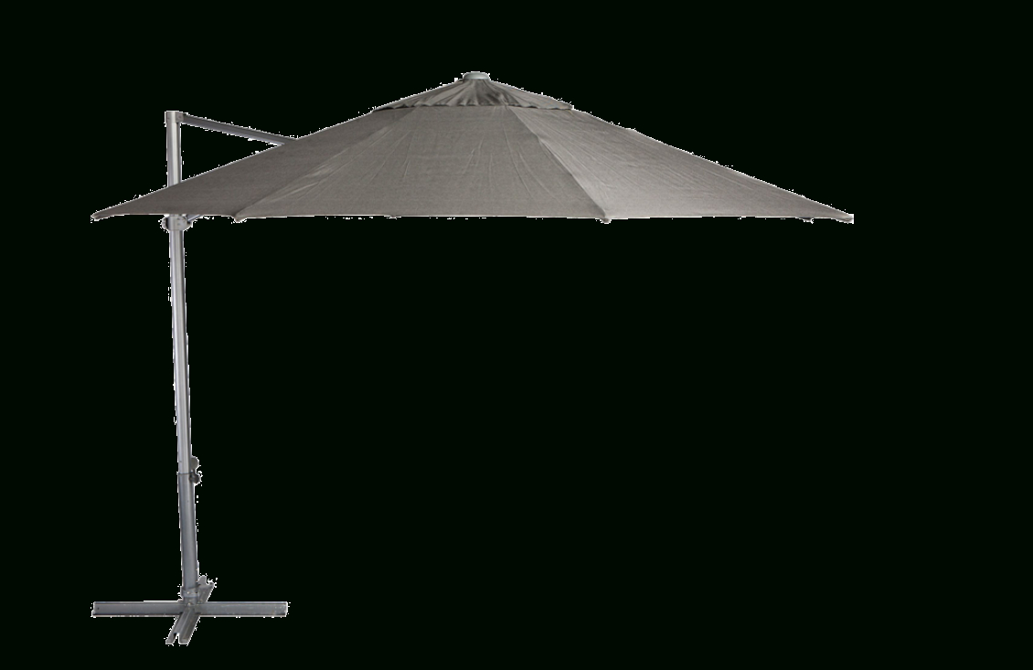 Barbeques Galore With Regard To Most Current Mald Square Cantilever Umbrellas (View 9 of 20)
