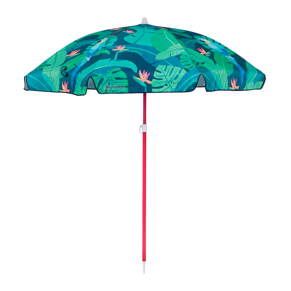 Beach Umbrella – Monteverde Pertaining To Trendy Bella Beach Umbrellas (View 5 of 20)