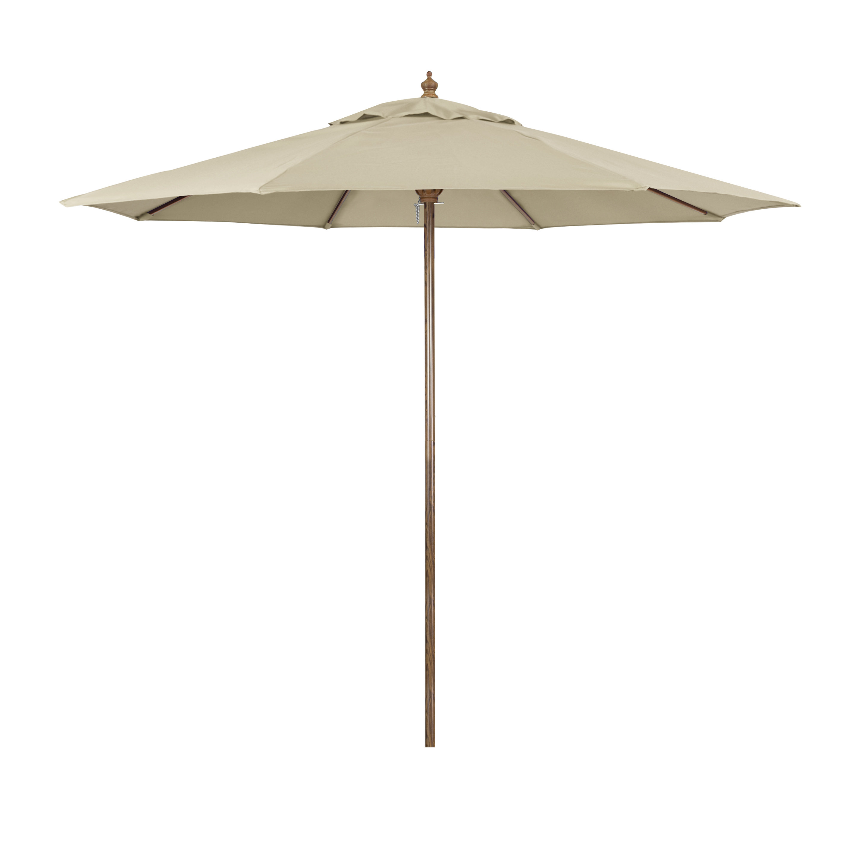 Beachcrest Home April 9' Market Umbrella With Famous Annabelle Market Umbrellas (Gallery 12 of 20)