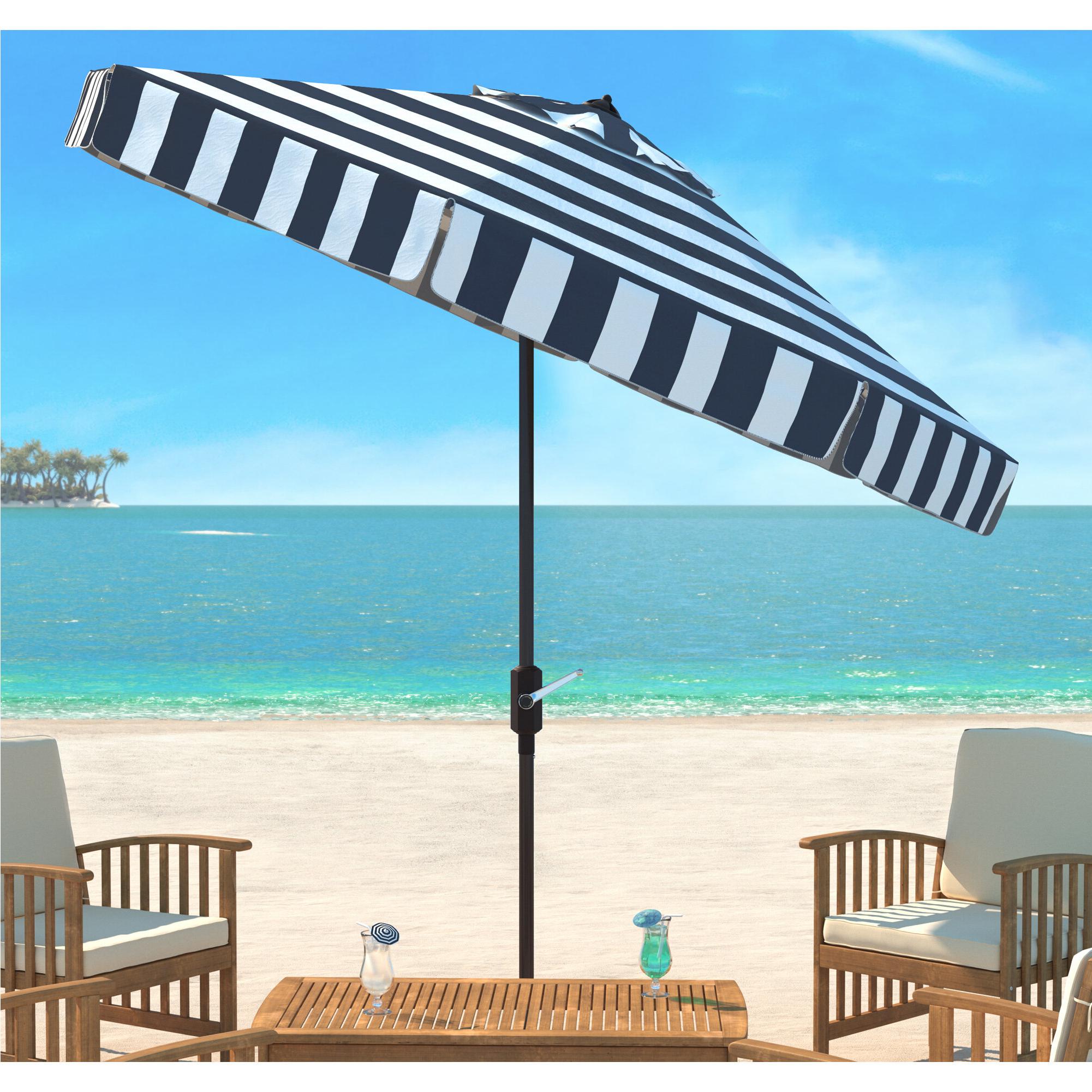 Beachcrest Home Engelman 9' Market Umbrella Inside Current Mullaney Beachcrest Home Market Umbrellas (View 10 of 20)