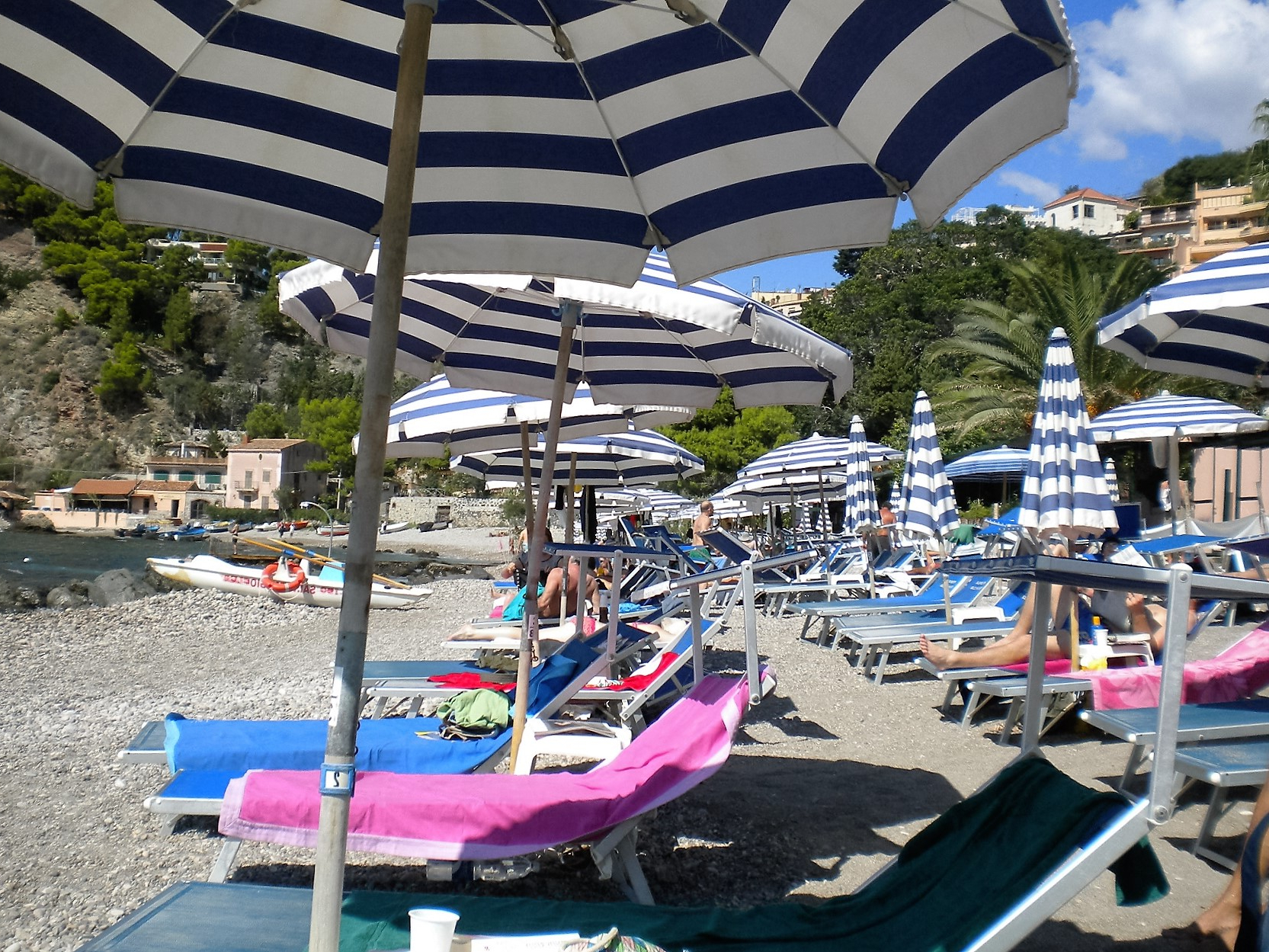 Bella Beach Umbrellas With Recent My Favourite Beaches In Southern Italy – Travellingpantaloni (Gallery 4 of 20)