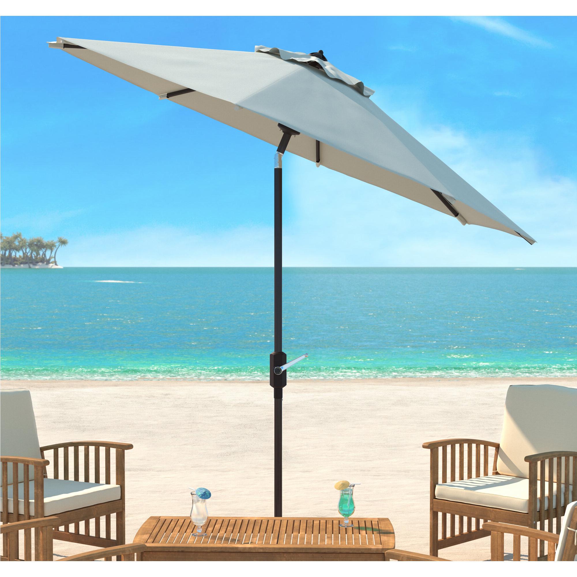 Belles 9 Market Umbrella Regarding Recent Markley Market Beach Umbrellas (View 3 of 20)