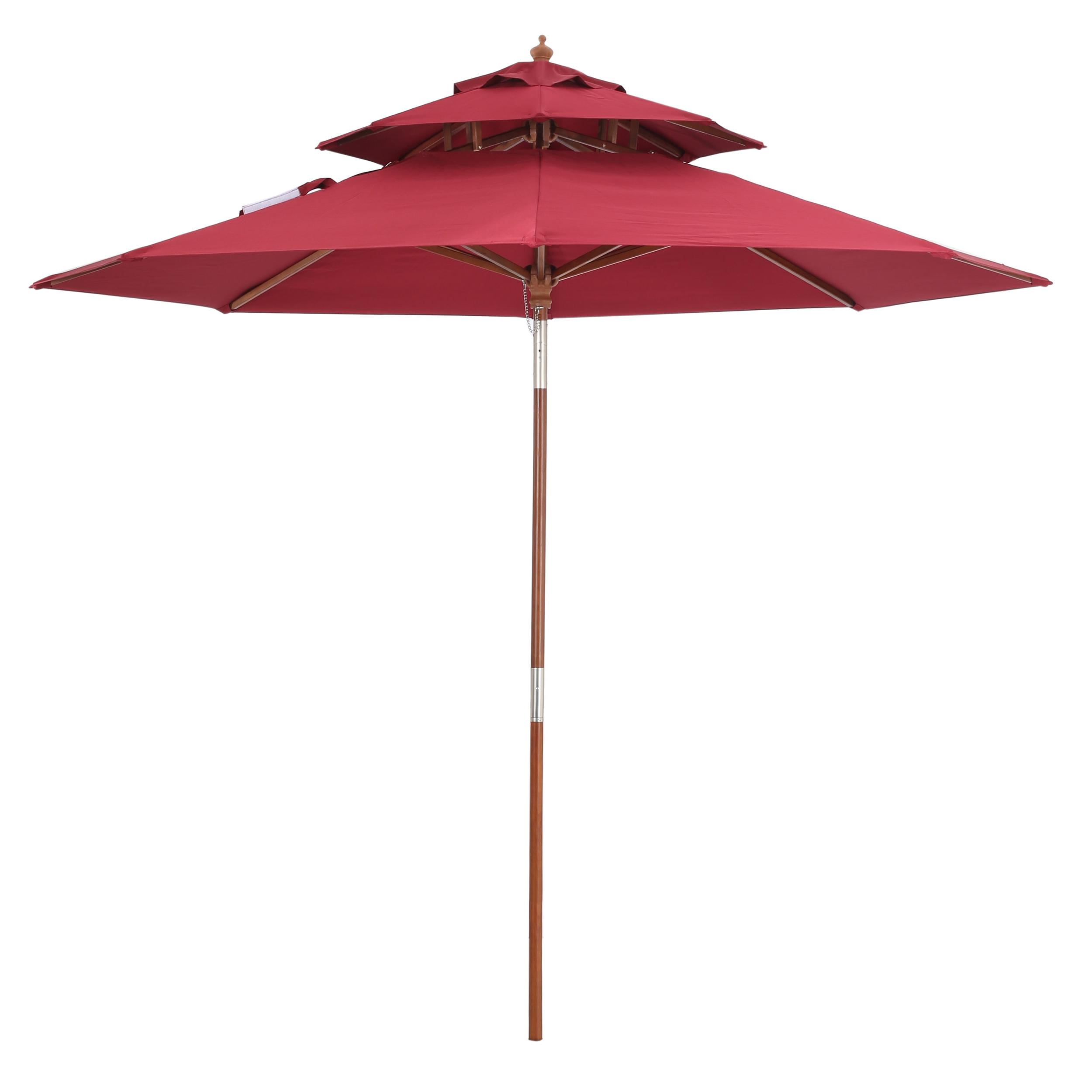 Belles  Market Umbrellas In Most Up To Date Zeigler 9' Market Umbrella (Gallery 11 of 20)