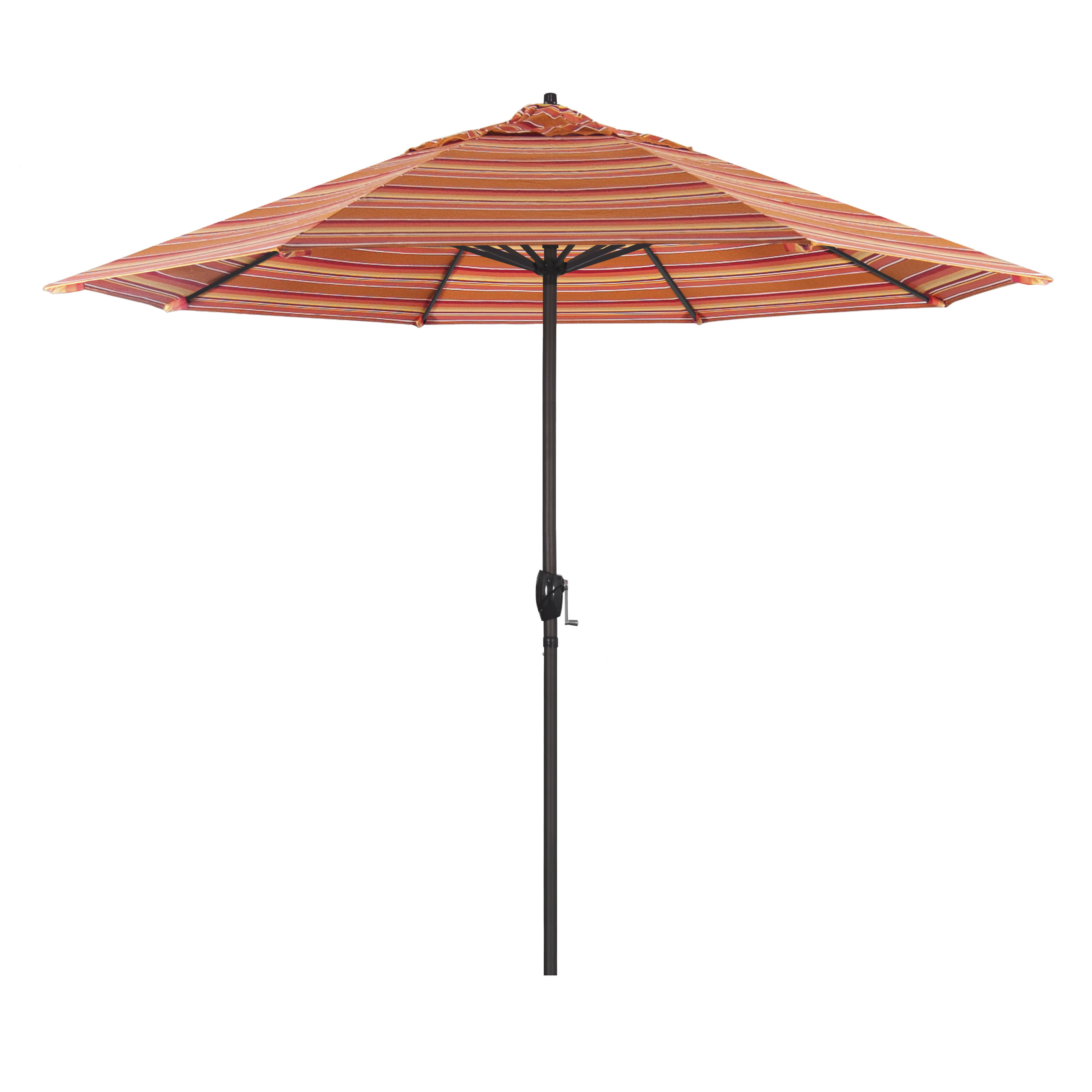 Best And Newest Cardine 9' Market Sunbrella Umbrella Throughout Crowland Market Sunbrella Umbrellas (View 1 of 20)