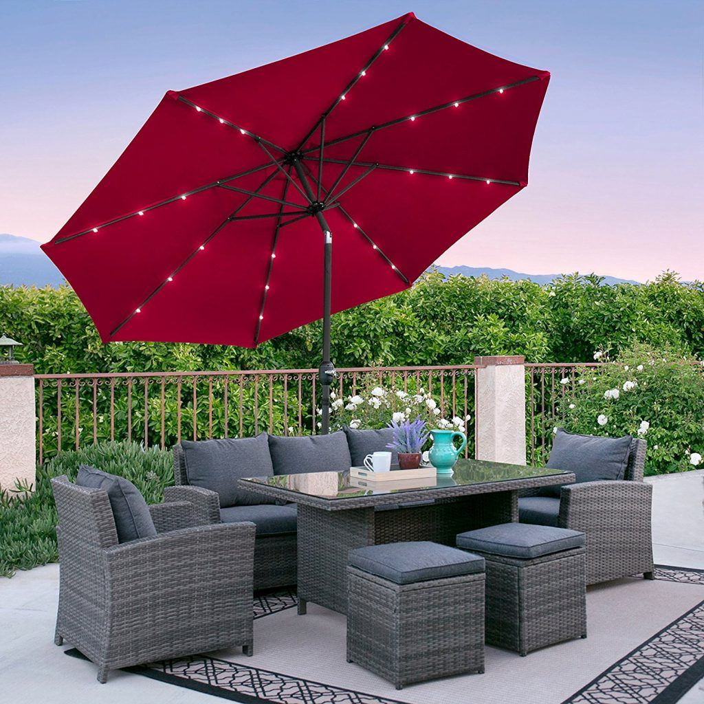 Best Offset Umbrella Throughout Karr Cantilever Umbrellas (View 16 of 20)