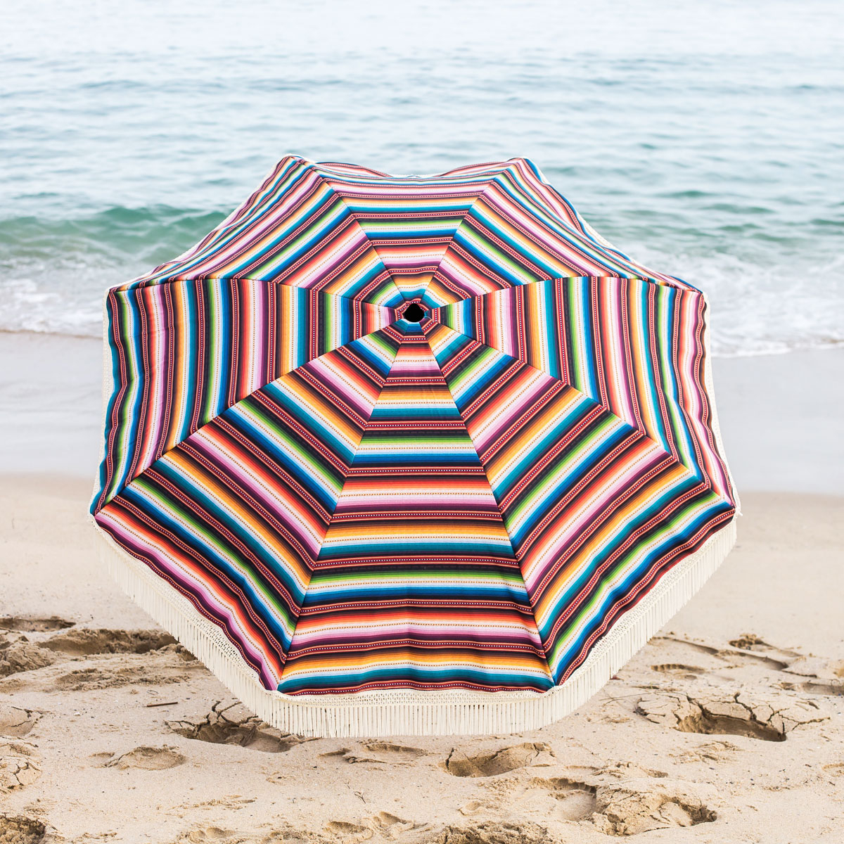 Big 5 Beach Umbrella – Caldwellcountytxoem Throughout Well Known Alyson Joeshade Beach Umbrellas (Gallery 19 of 20)