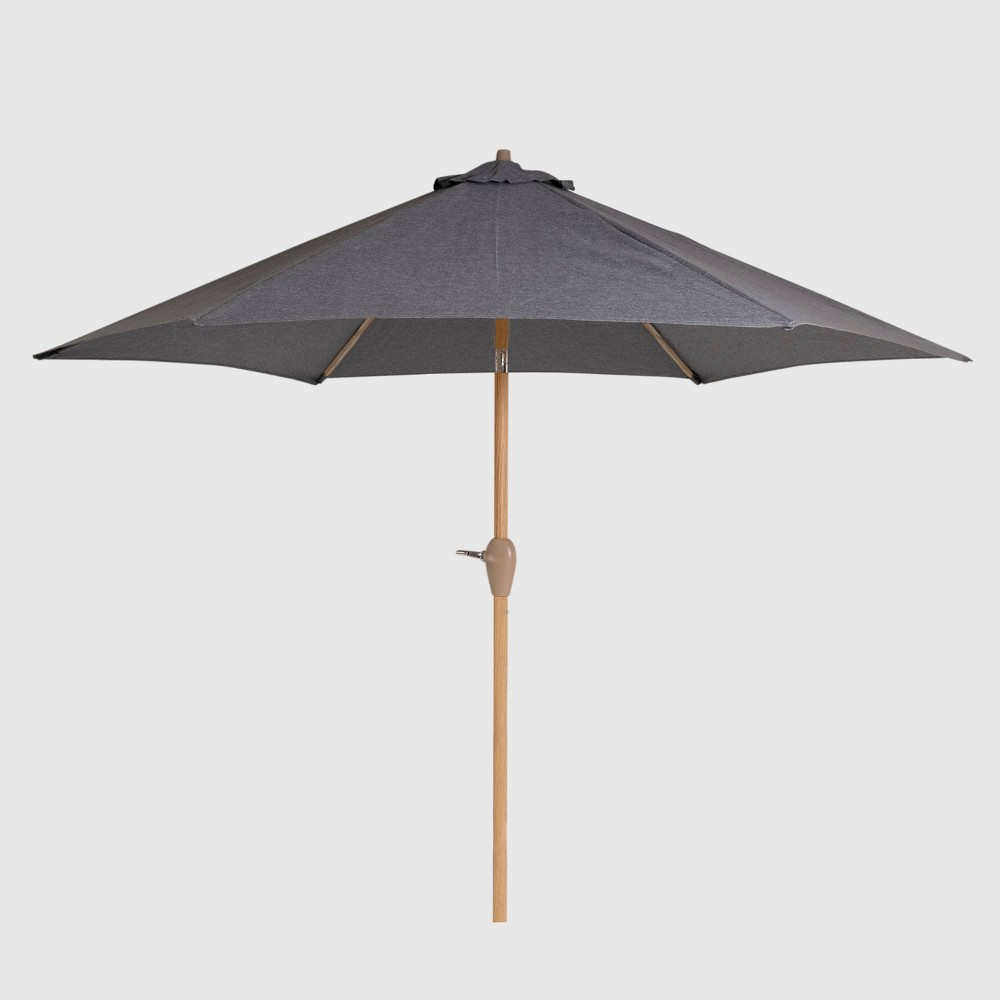 Bostic Cantilever Umbrellas Pertaining To Trendy 25 Patio Umbrella Pole Lights – Nocurveballs (View 9 of 20)