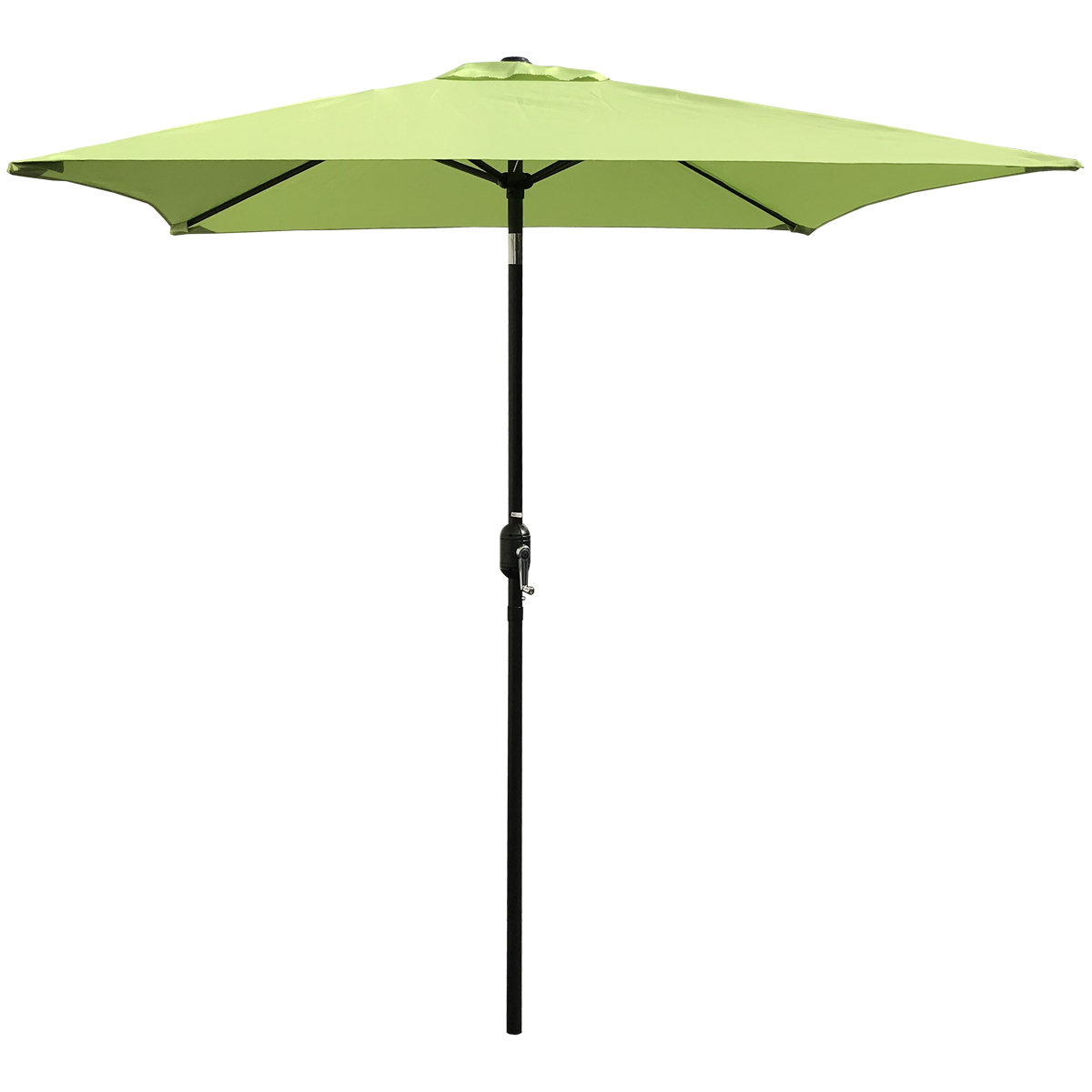 Bradford Patio 6.5' Square Market Umbrella Regarding Recent Iyanna Cantilever Umbrellas (Gallery 5 of 20)