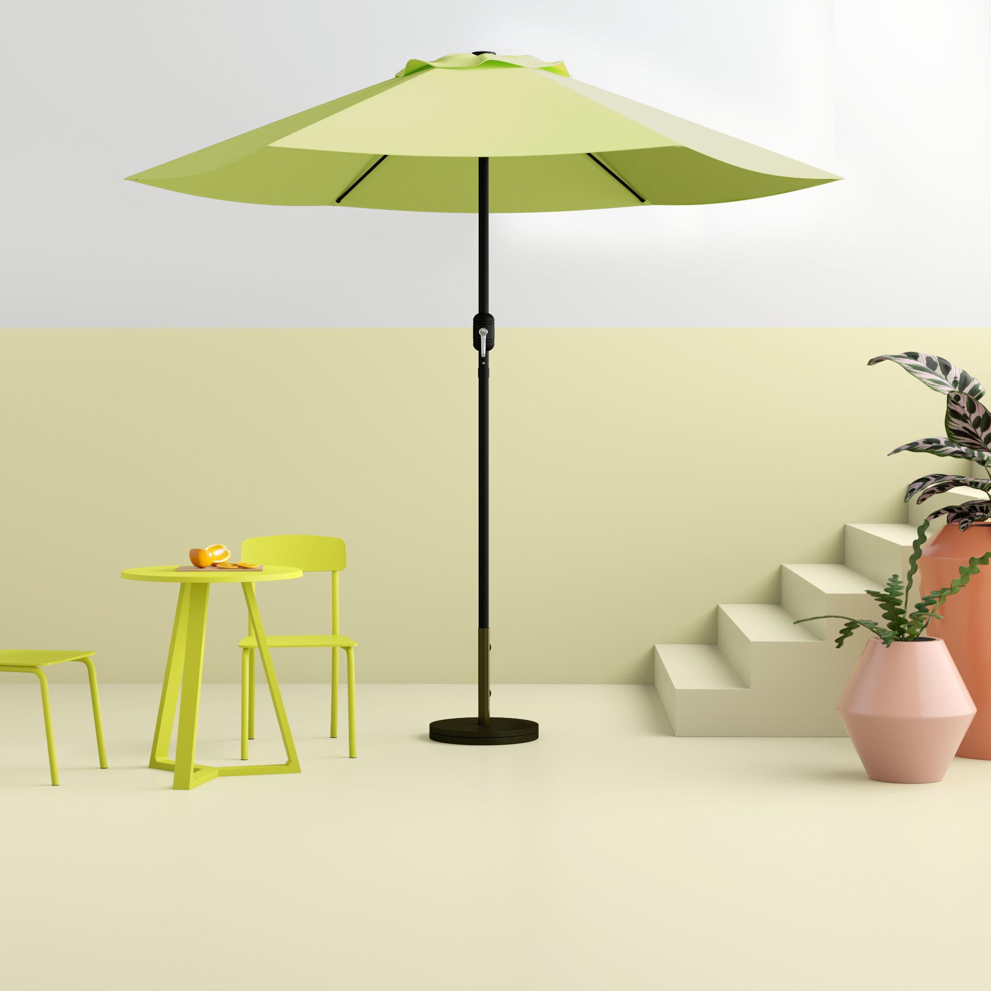 Bradford Patio 7.5' Market Umbrella With Regard To Most Popular Allport Market Umbrellas (Gallery 15 of 20)