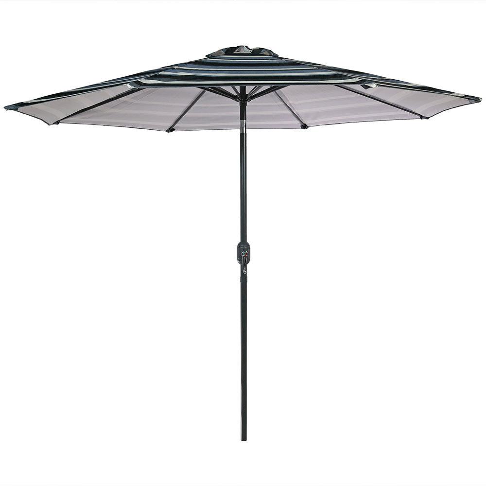 Bradford Rectangular Market Umbrellas With Regard To 2019 Annika 9' Market Umbrella (Gallery 11 of 20)