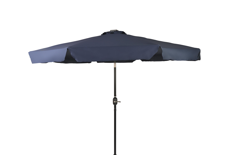Brecht Lighted Umbrellas Regarding Fashionable 9' Lighted Umbrella (View 10 of 20)